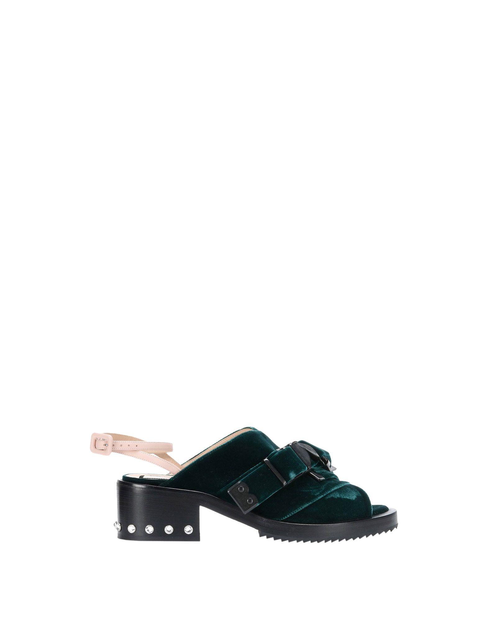 Rabatt Schuhe N° 21 Sandalen Damen  11489350AN