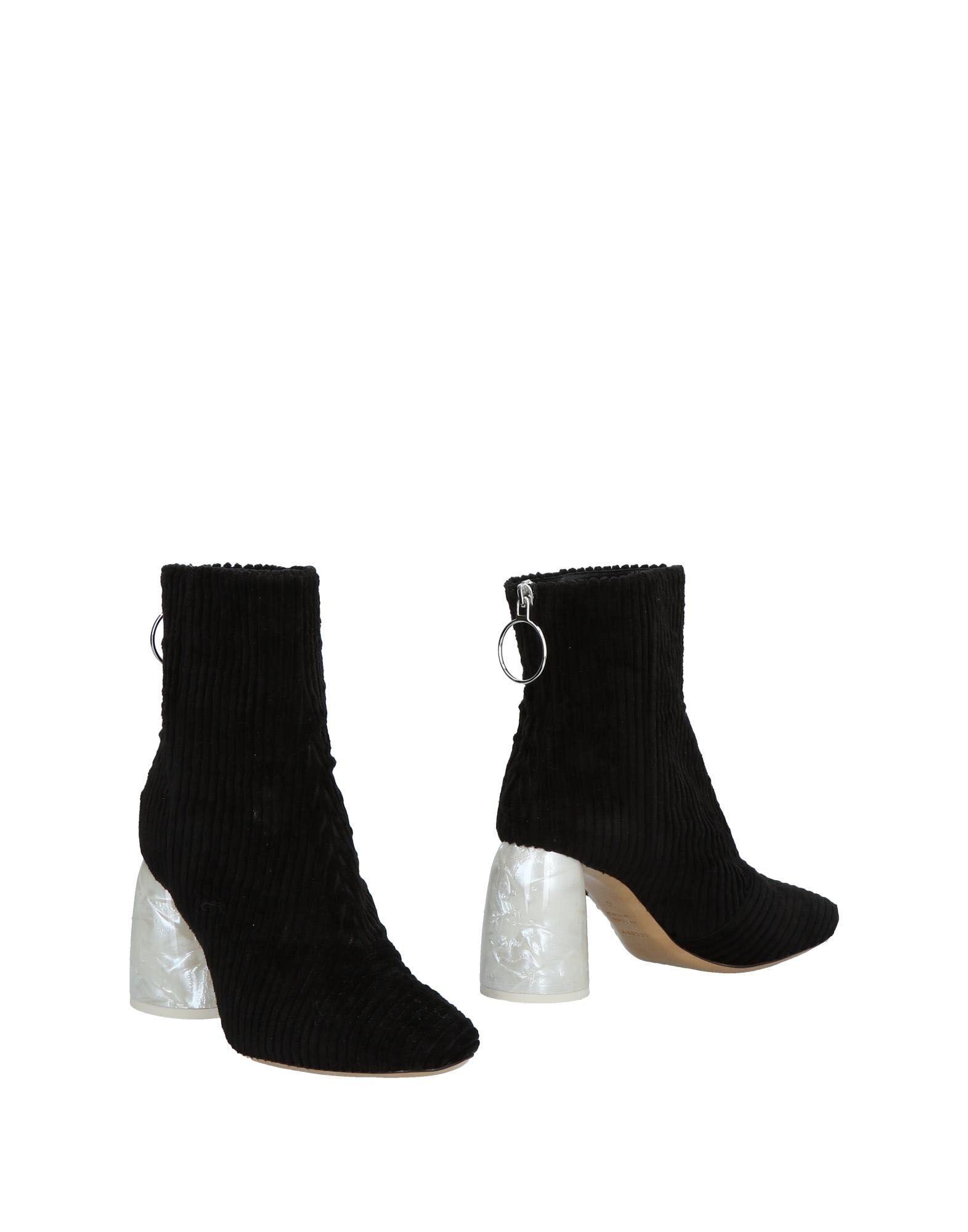 Ellery Stiefelette aussehende Damen  11489400BWGünstige gut aussehende Stiefelette Schuhe 0813a1