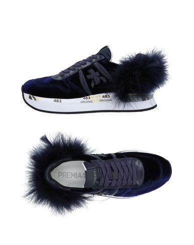 Zapatillas 11489413XW Premiata Mujer - Zapatillas Premiata - 11489413XW Zapatillas Azul oscuro f9ee15
