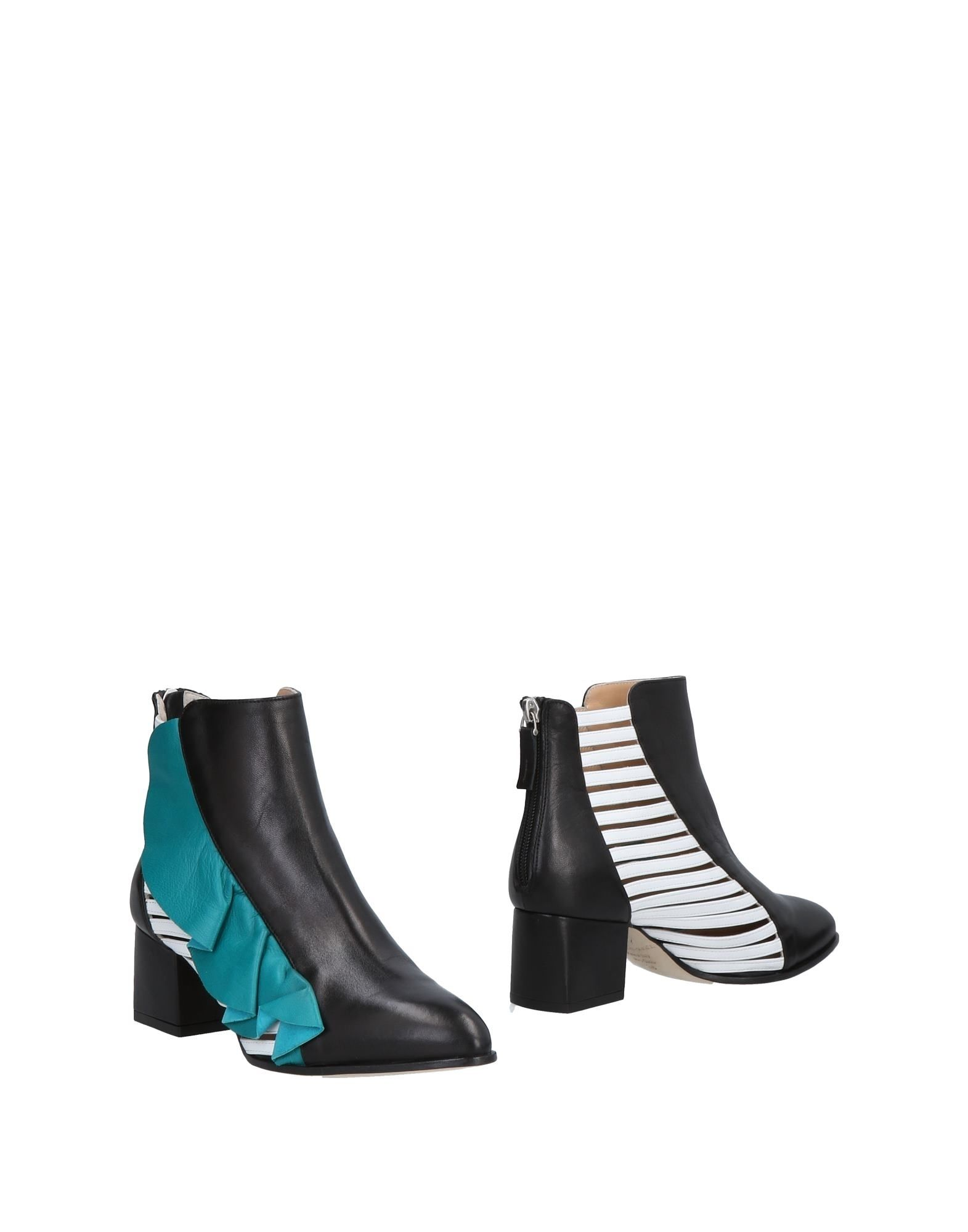 Rabatt Schuhe Racine Carrée Stiefelette Damen  11489461UJ