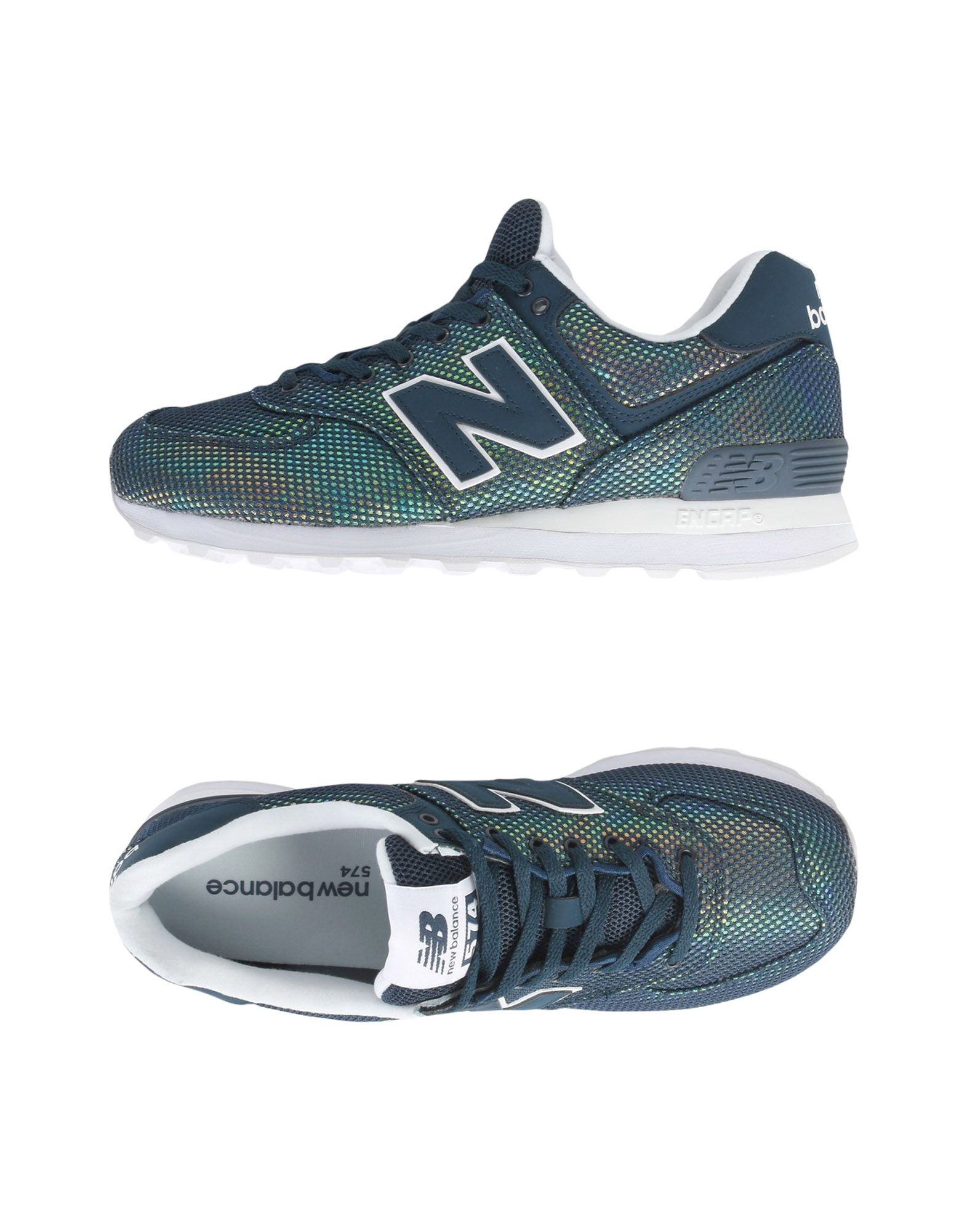 Sneakers New Balance 574 Luminescent Mermaid - Donna - 11489476BX