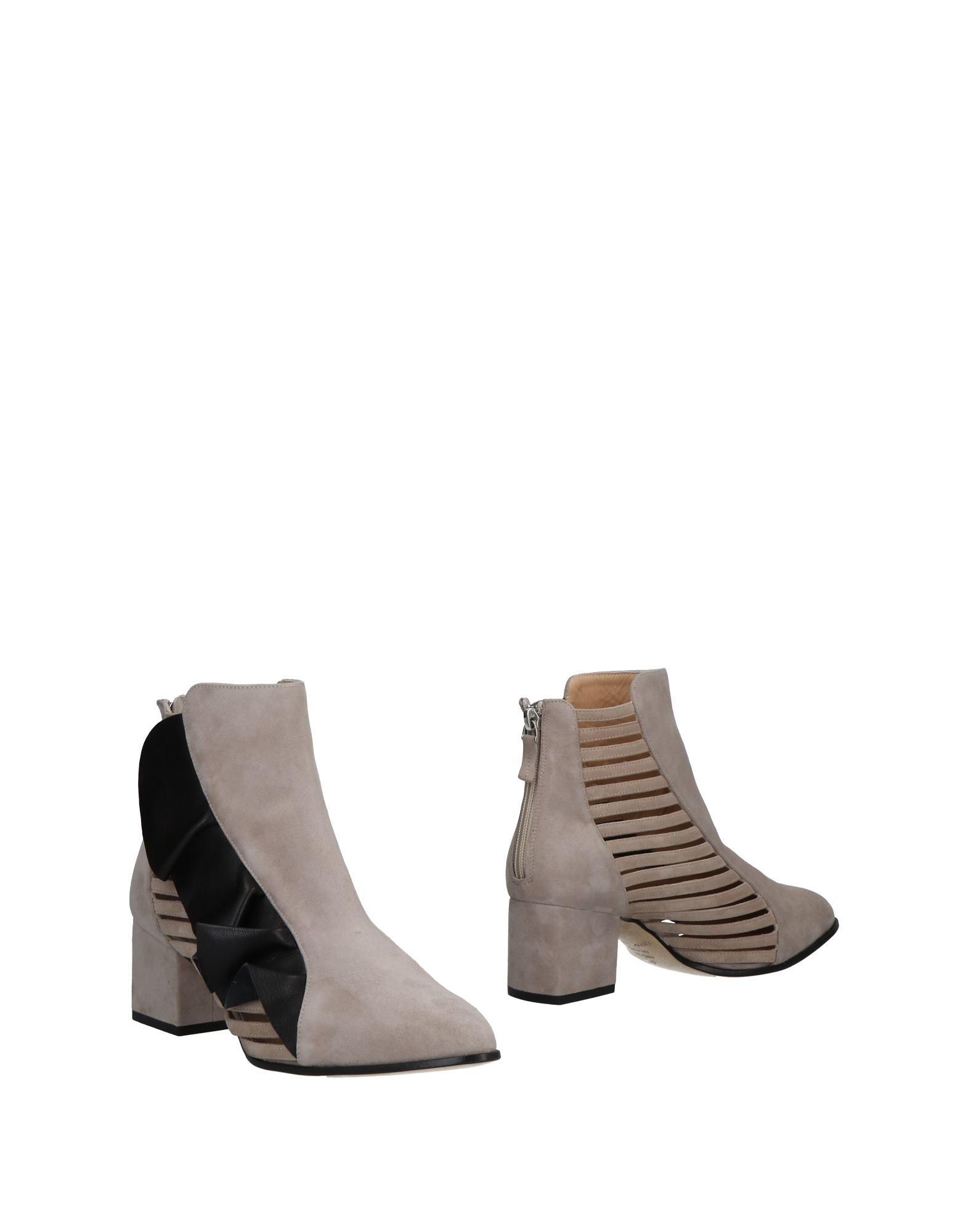 Rabatt Schuhe Racine Carrée Stiefelette Damen  11489488LB