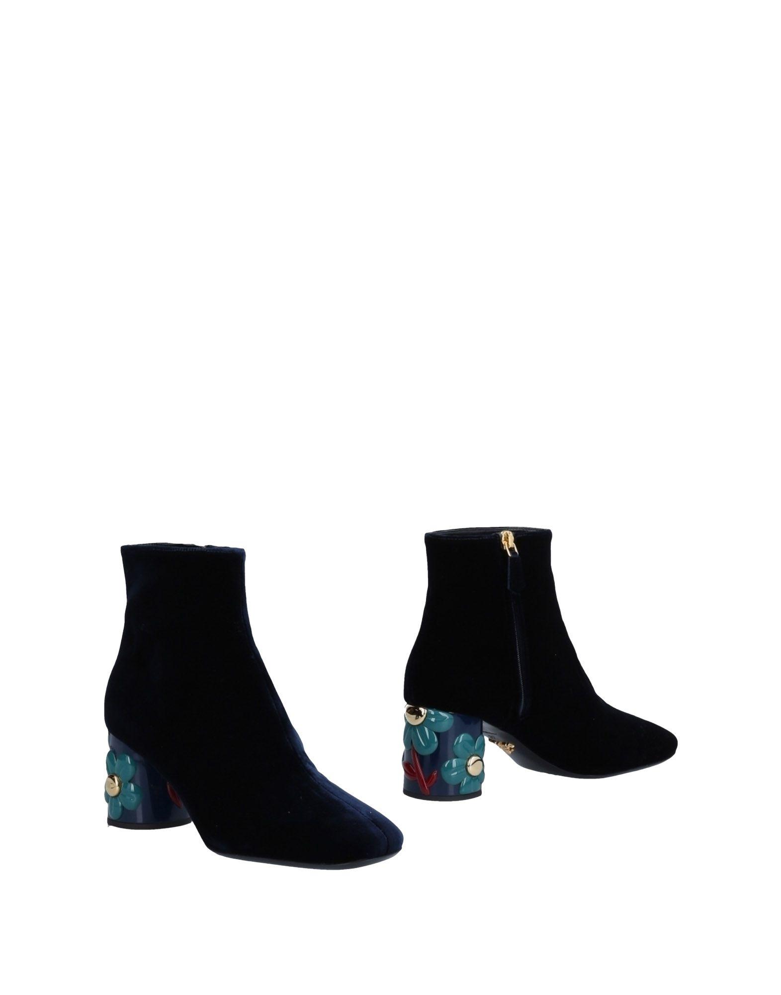 Prada Ankle Ankle Boot - Women Prada Ankle Ankle Boots online on  United Kingdom - 11489491WX 566694