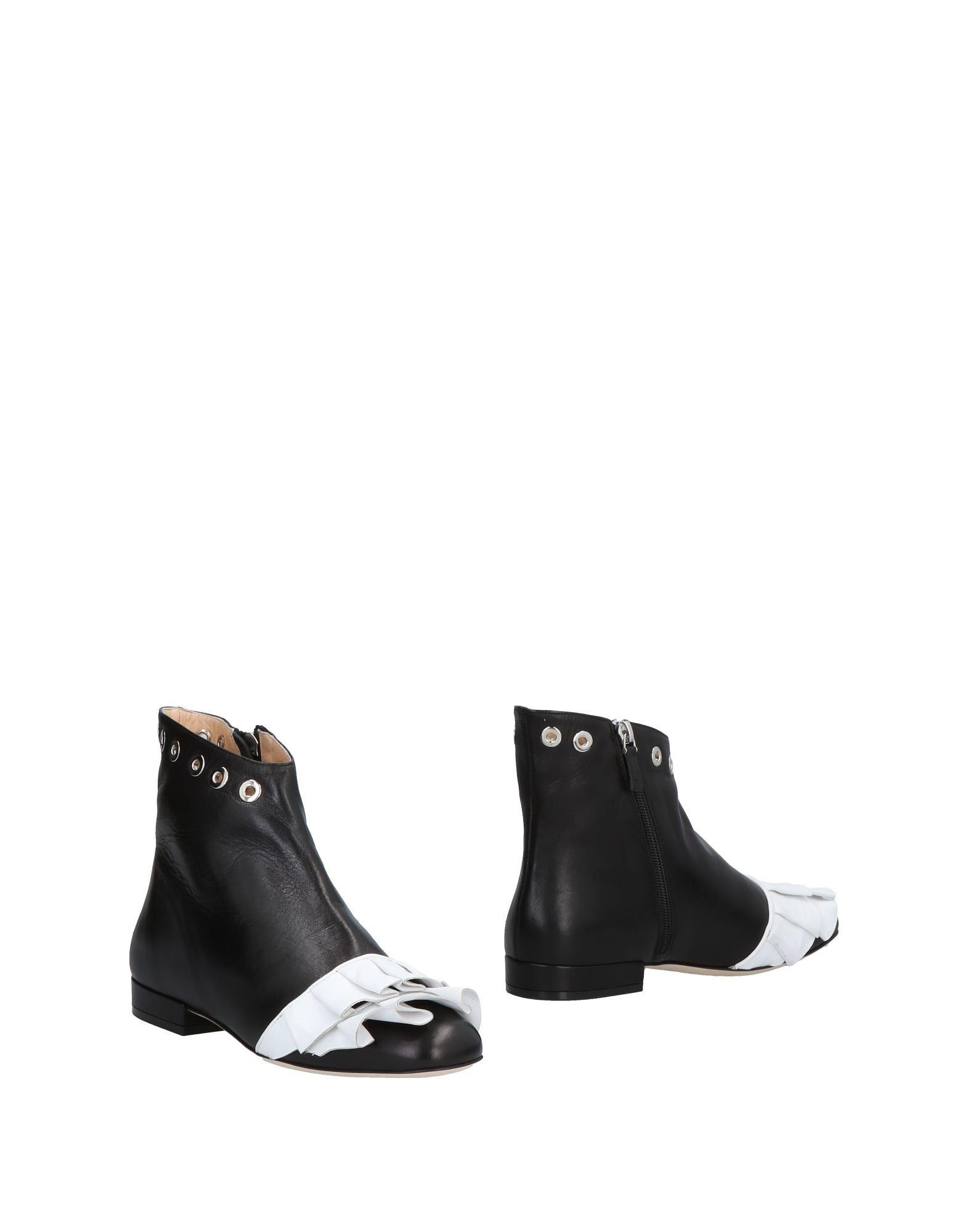 Rabatt Schuhe Racine Carrée Stiefelette Damen  11489492DO