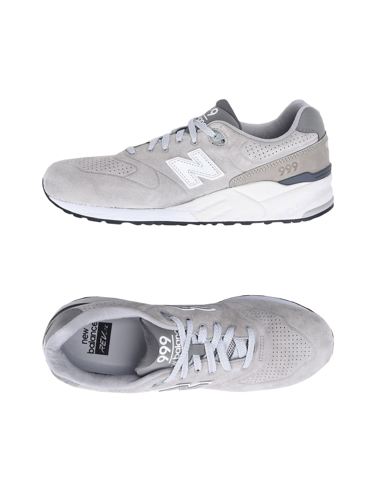 Sneakers New Balance 999 Reengineered - Homme - Sneakers New Balance  Gris Dédouanement saisonnier