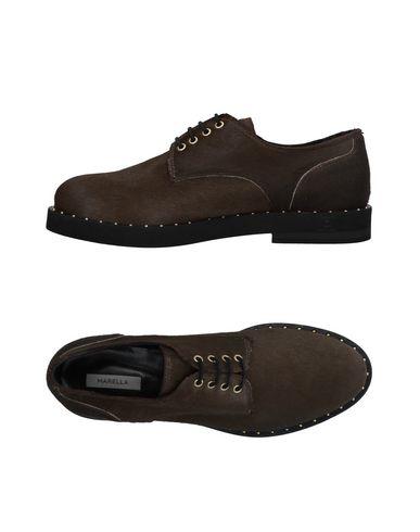Zapato De Cordones Marella Cordones Mujer - Zapatos De Cordones Marella Marella - 11489545HJ Negro b450d7