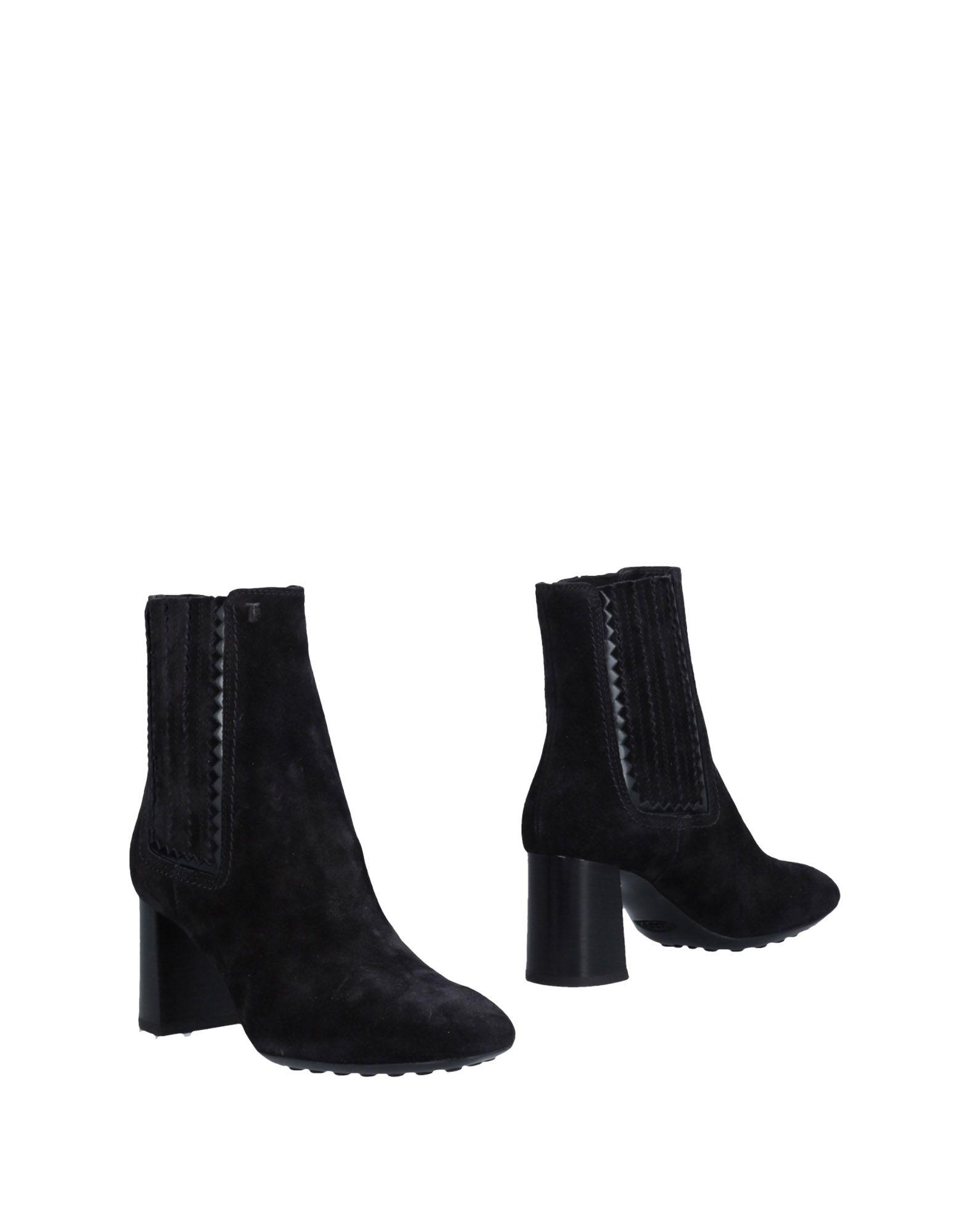 Tod's Stiefelette Damen  11489546ANGünstige gut aussehende Schuhe