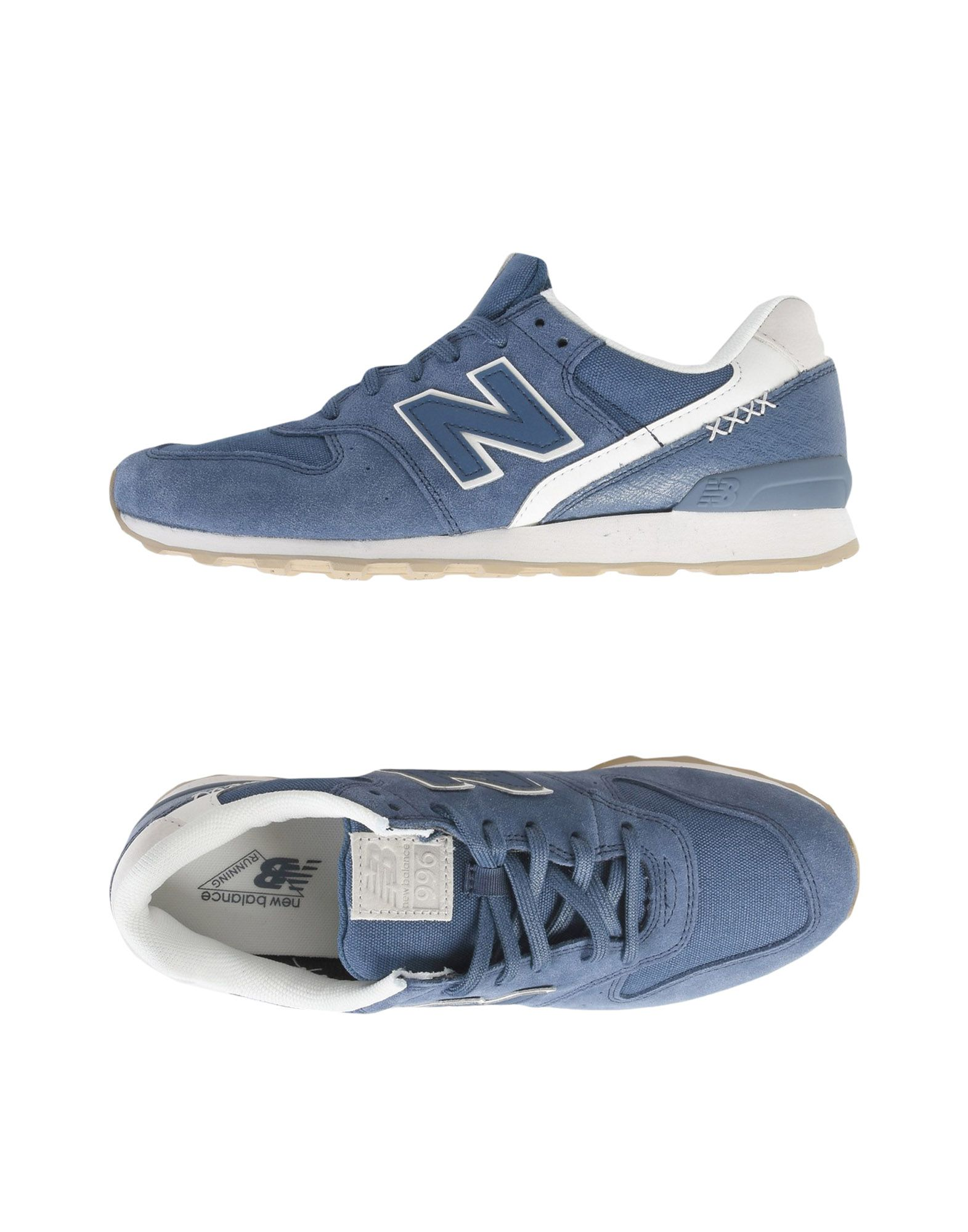 Sneakers New Balance 996 Suede Canvas - Donna - 11489575RF