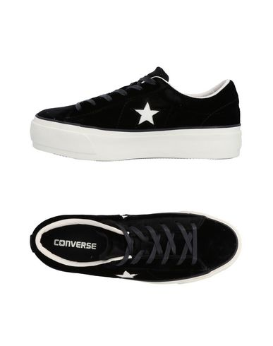Converse All Star Sneakers Donna Scarpe Nero