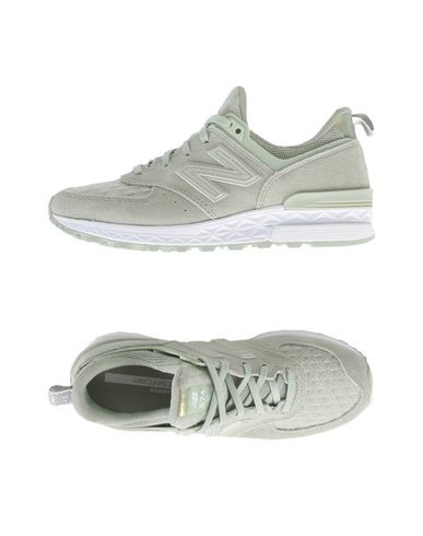 cb5135810c6 New Balance 574 Sport Fashion Details - Sneakers - Women New Balance ...