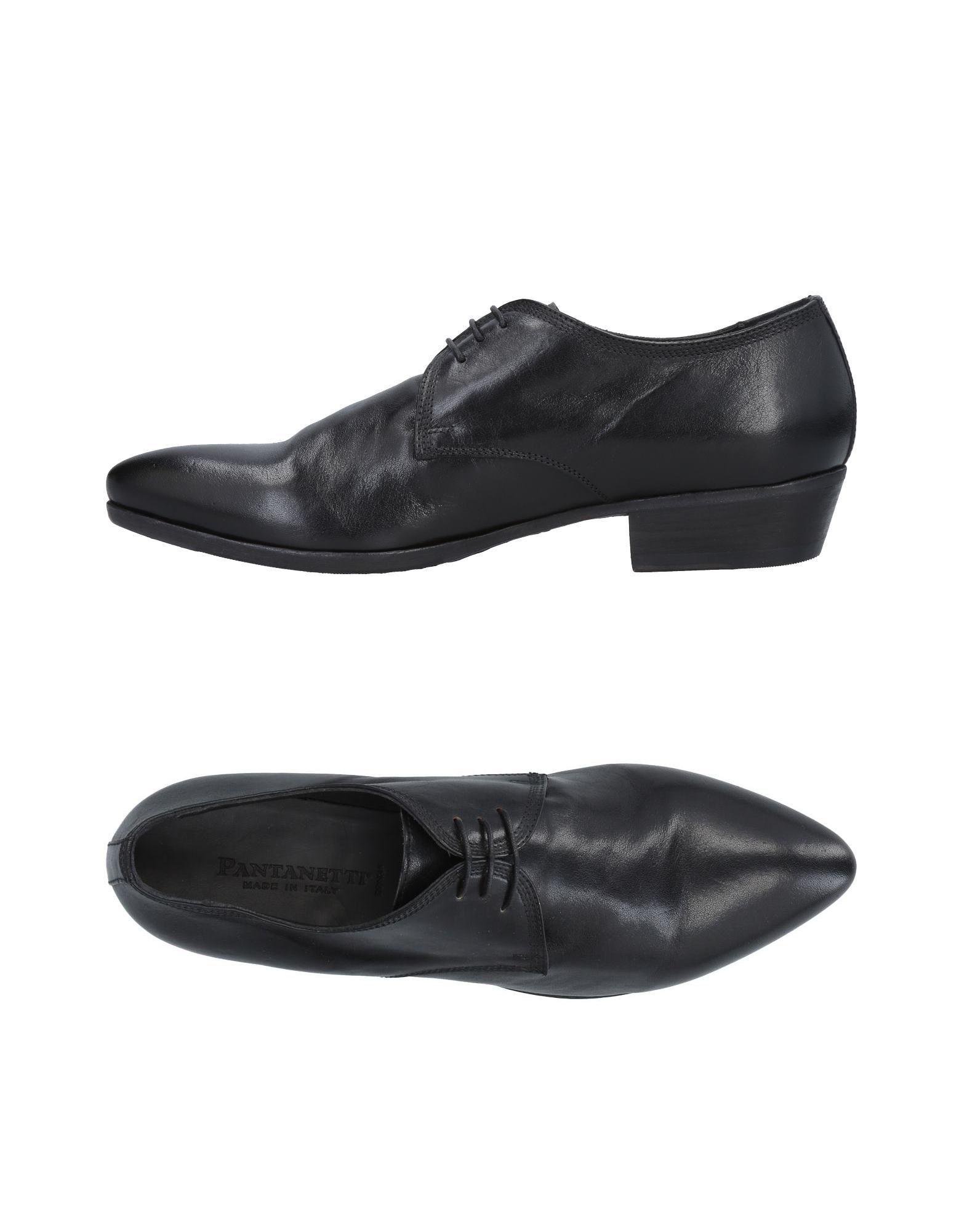 Günstige und modische Schuhe Pantanetti Schnürschuhe Herren  11489594AH