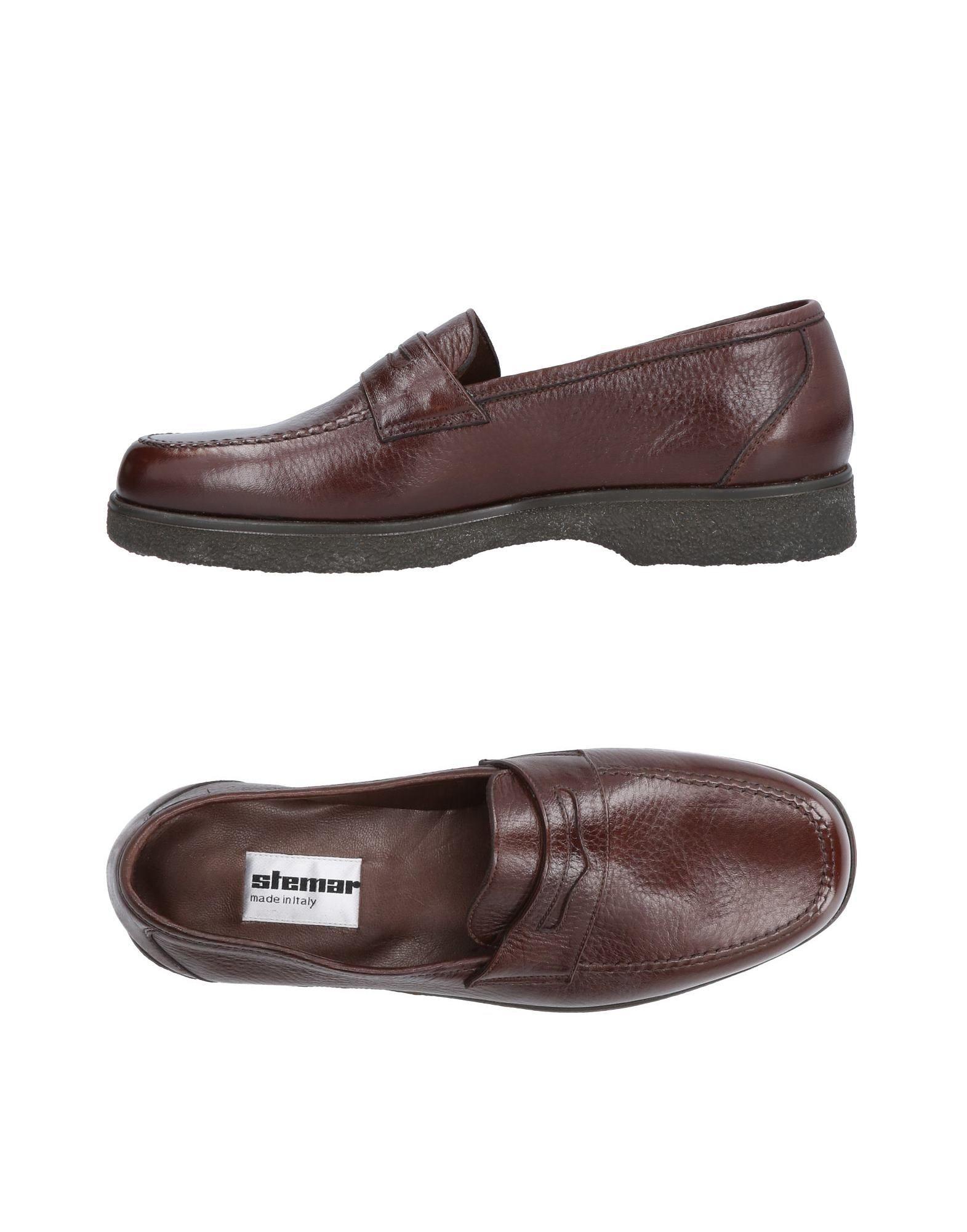 Stemar Mokassins Herren  11489598SA Gute Qualität beliebte Schuhe