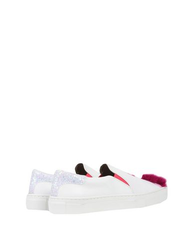White Sneakers Blanc Sneakers Blanc The The Brand® Brand® Brand® Sneakers White White The qS5dcWn