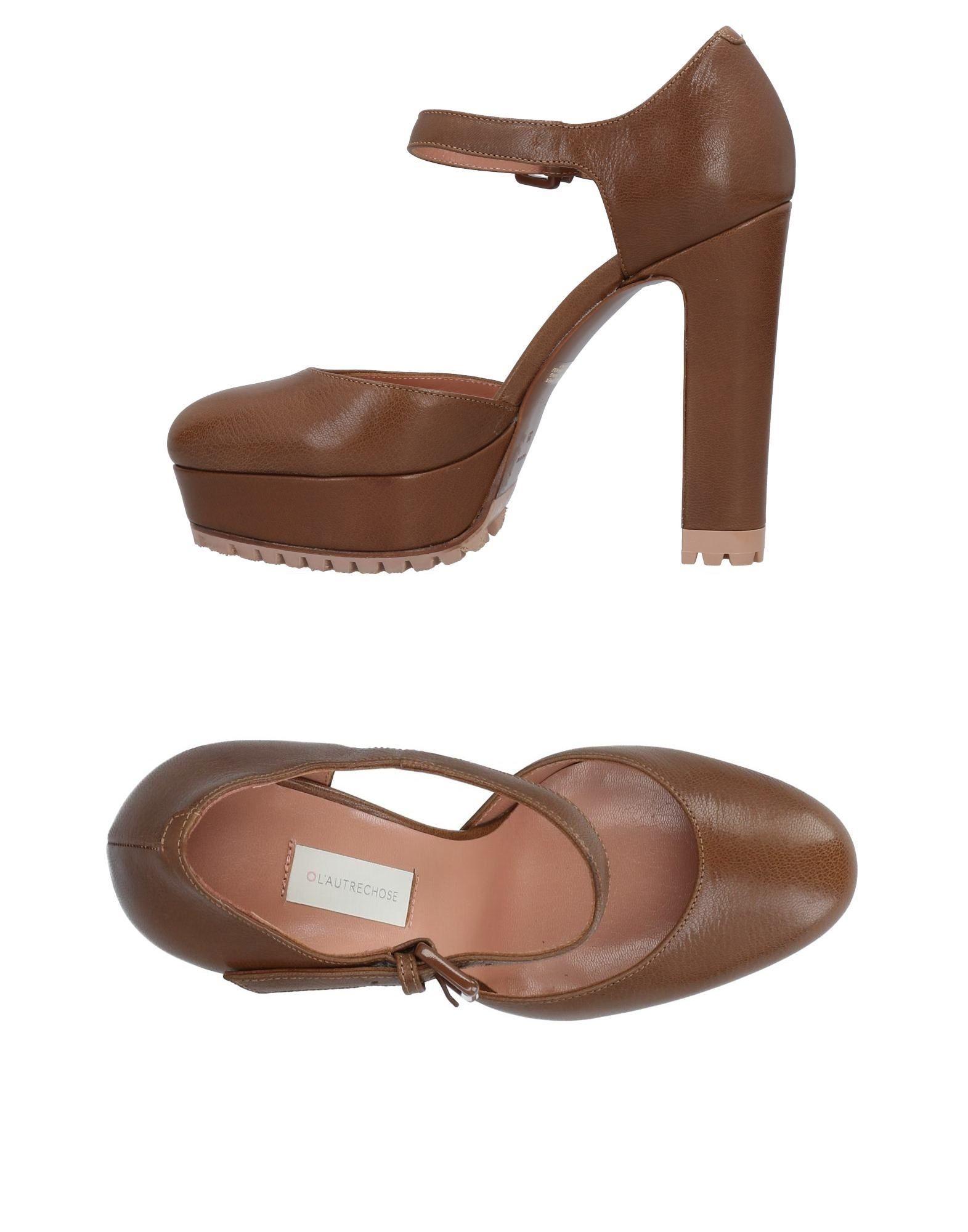 L' Autre Chose Pumps Damen  11489639XPGut aussehende strapazierfähige Schuhe
