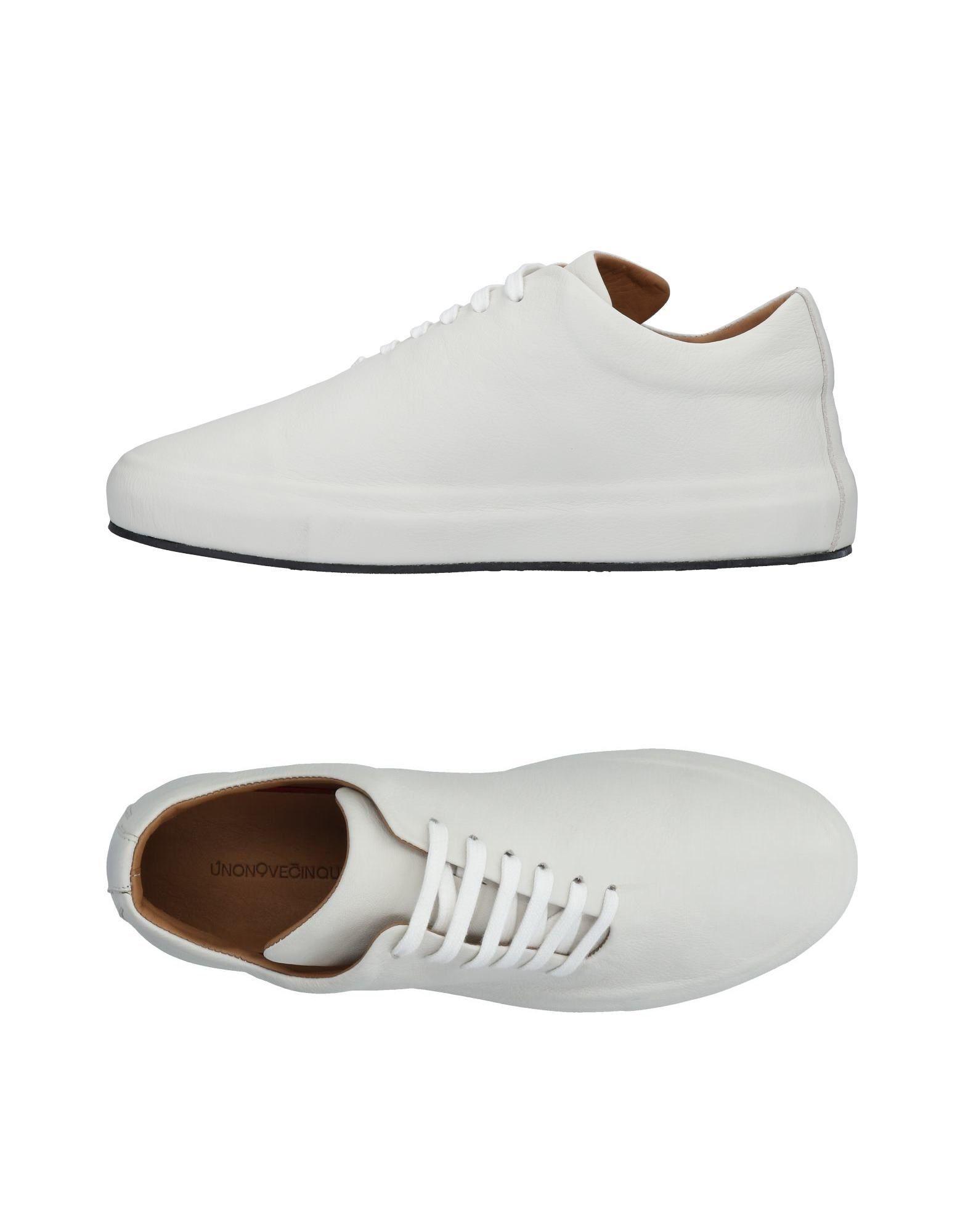 Sneakers Unonovecinque Homme - Sneakers Unonovecinque  Ivoire Meilleur modèle de vente