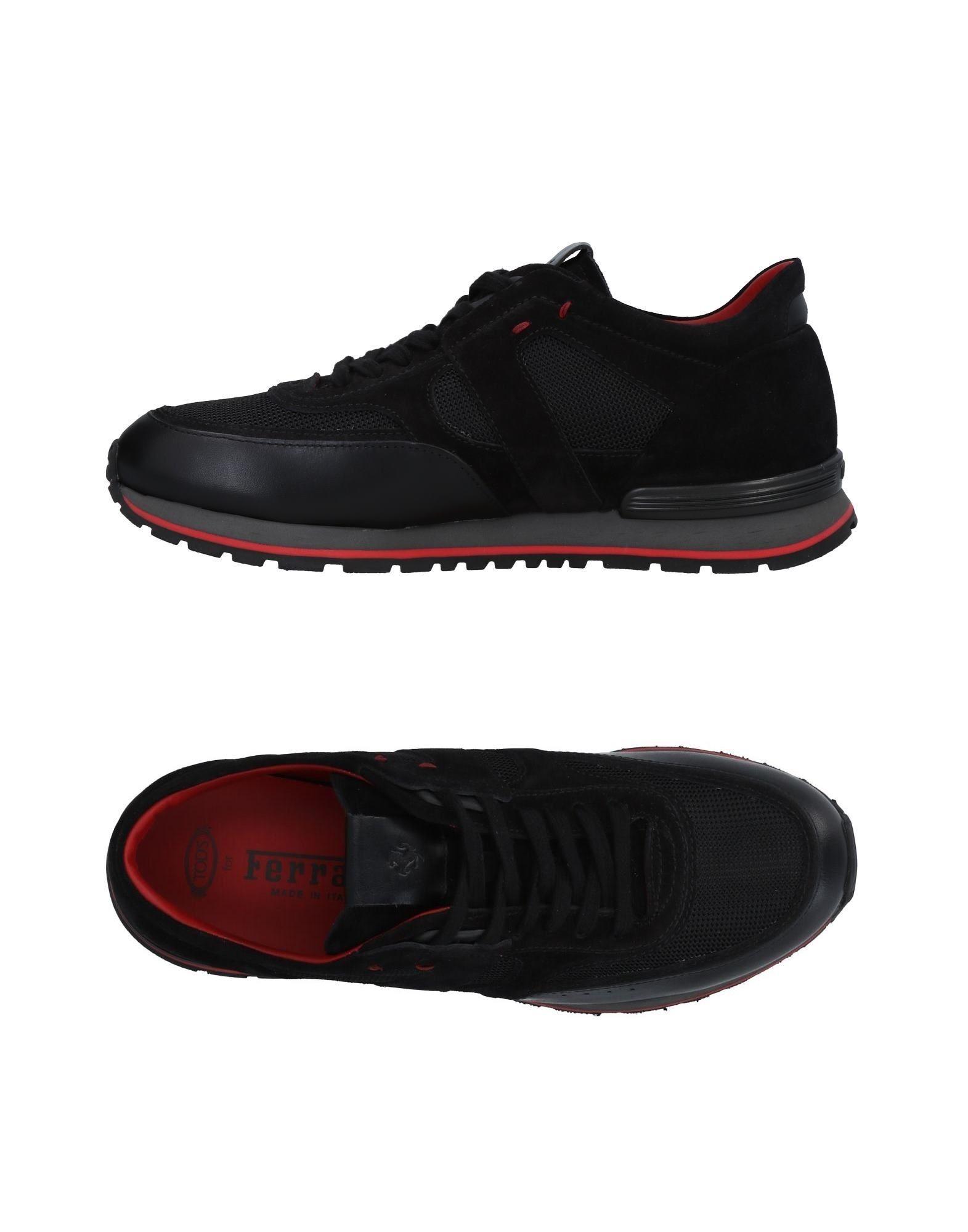 Tod's For Ferrari Sneakers Herren  11489880LR Neue Schuhe