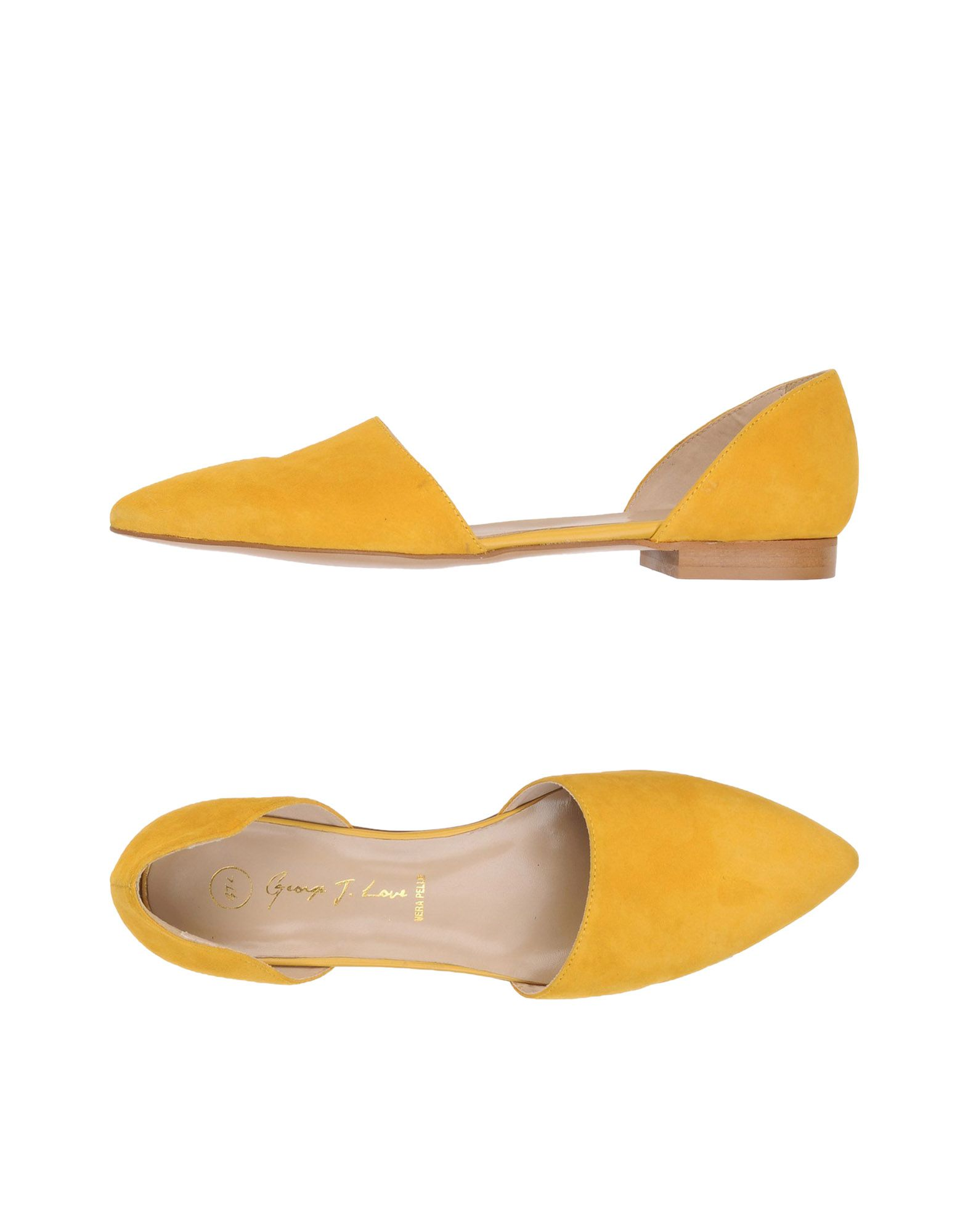 George J. Love Ballet Flats - Women George online J. Love Ballet Flats online George on  Canada - 11489881HR fe9efe