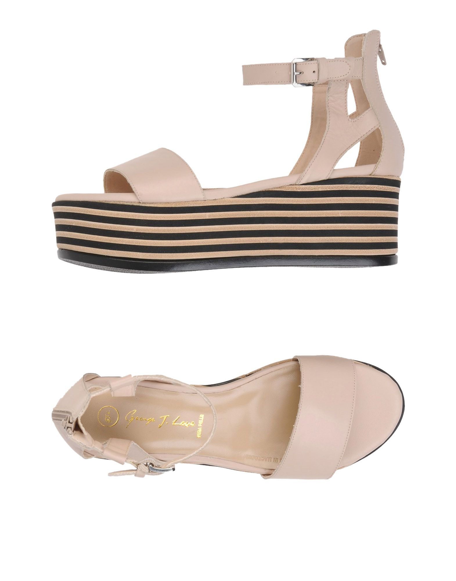 George J. Love J. Sandals - Women George J. Love Love Sandals online on  Australia - 11489888VG 79c203
