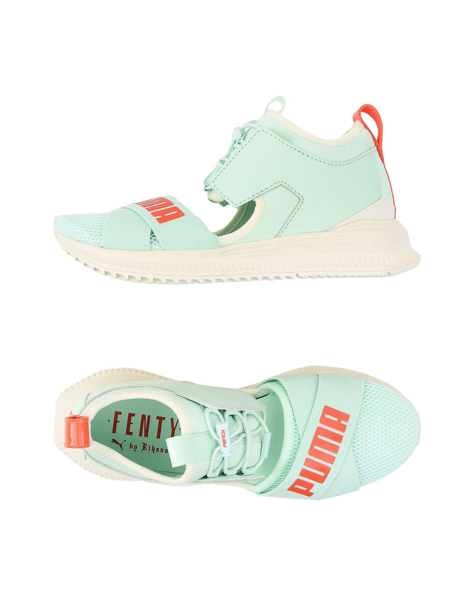 Zapatillas Fty Puma By Rihanna Avid Zapatillas Wns - Mujer - Zapatillas Avid Fty Puma By Rihanna  Verde claro aba577