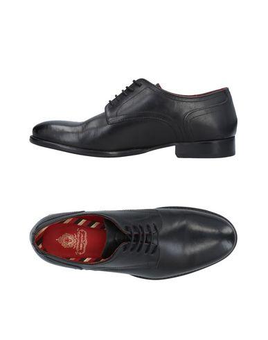 Zapatos de hombre y mujer de promoción por tiempo limitado Zapato De Cordones BaseLondon Hombre - Zapatos De Cordones BaseLondon - 11490341TO Negro