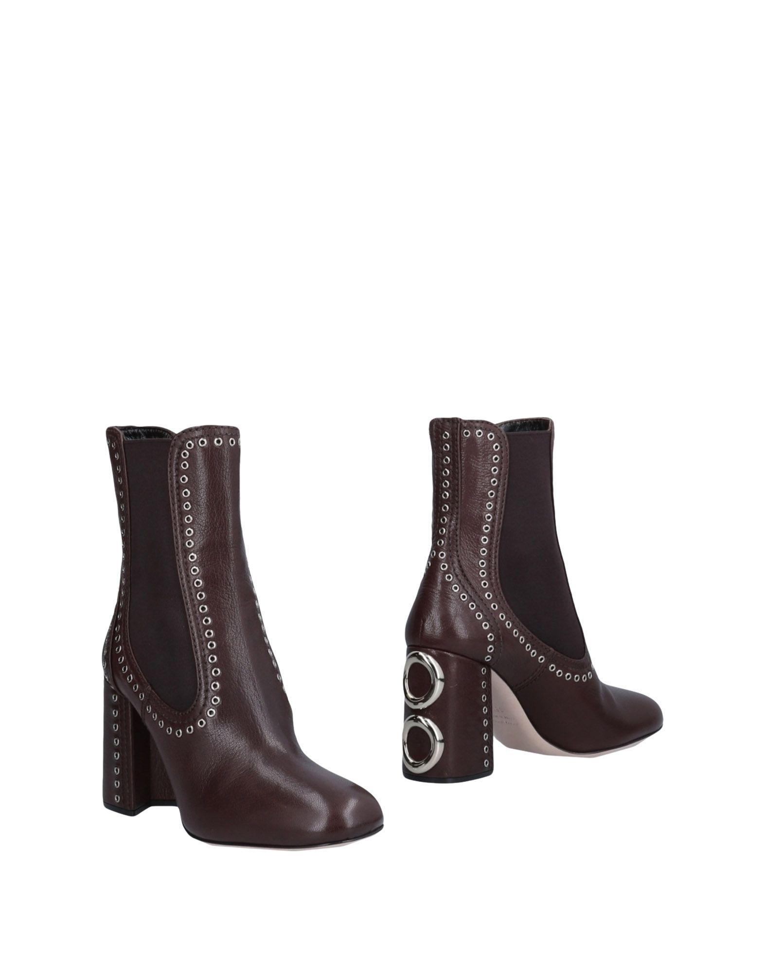 Miu Miu Chelsea Boots Damen  11490444DVGünstige gut aussehende Schuhe