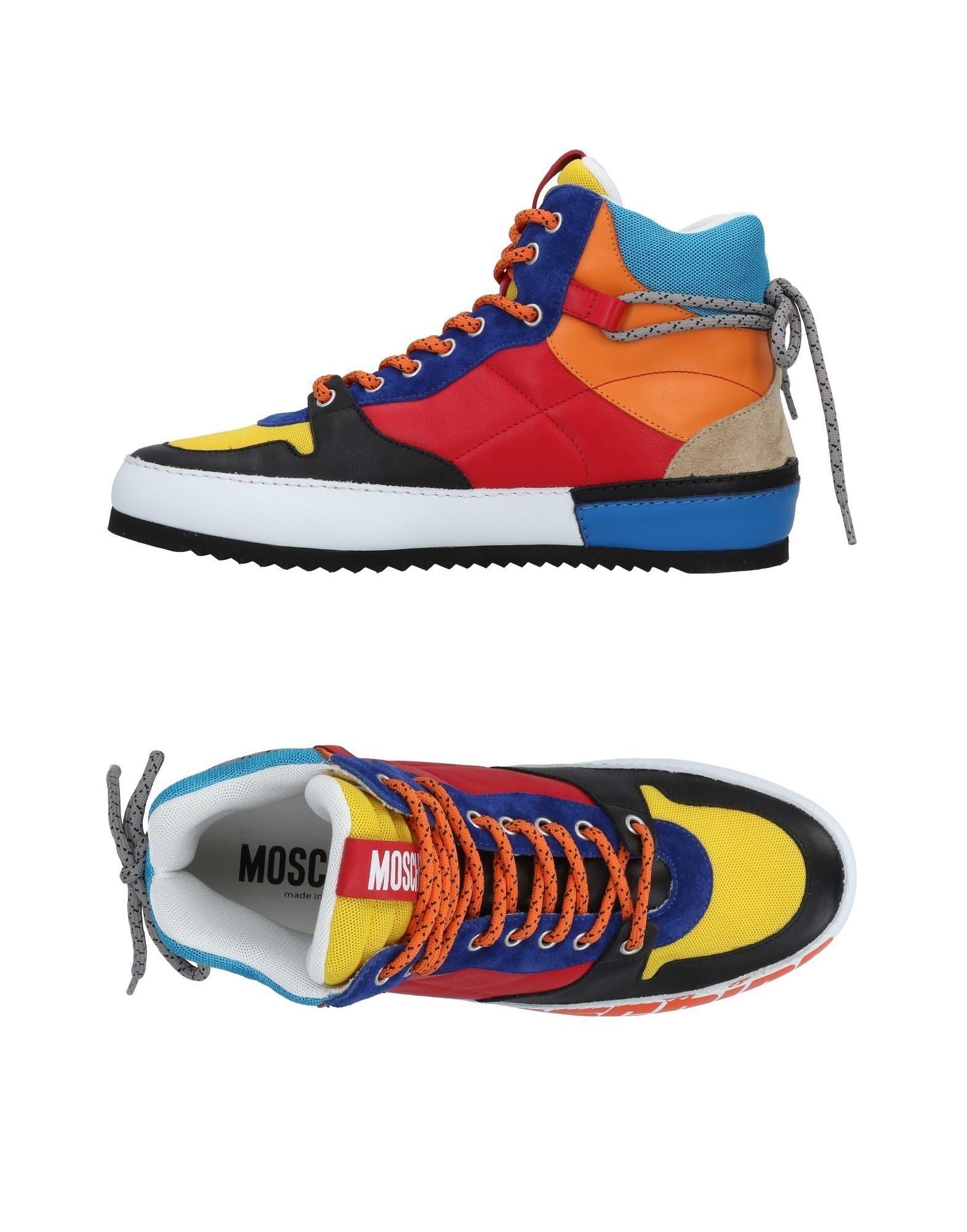 Moda Sneakers Moschino Uomo - 11490522XQ