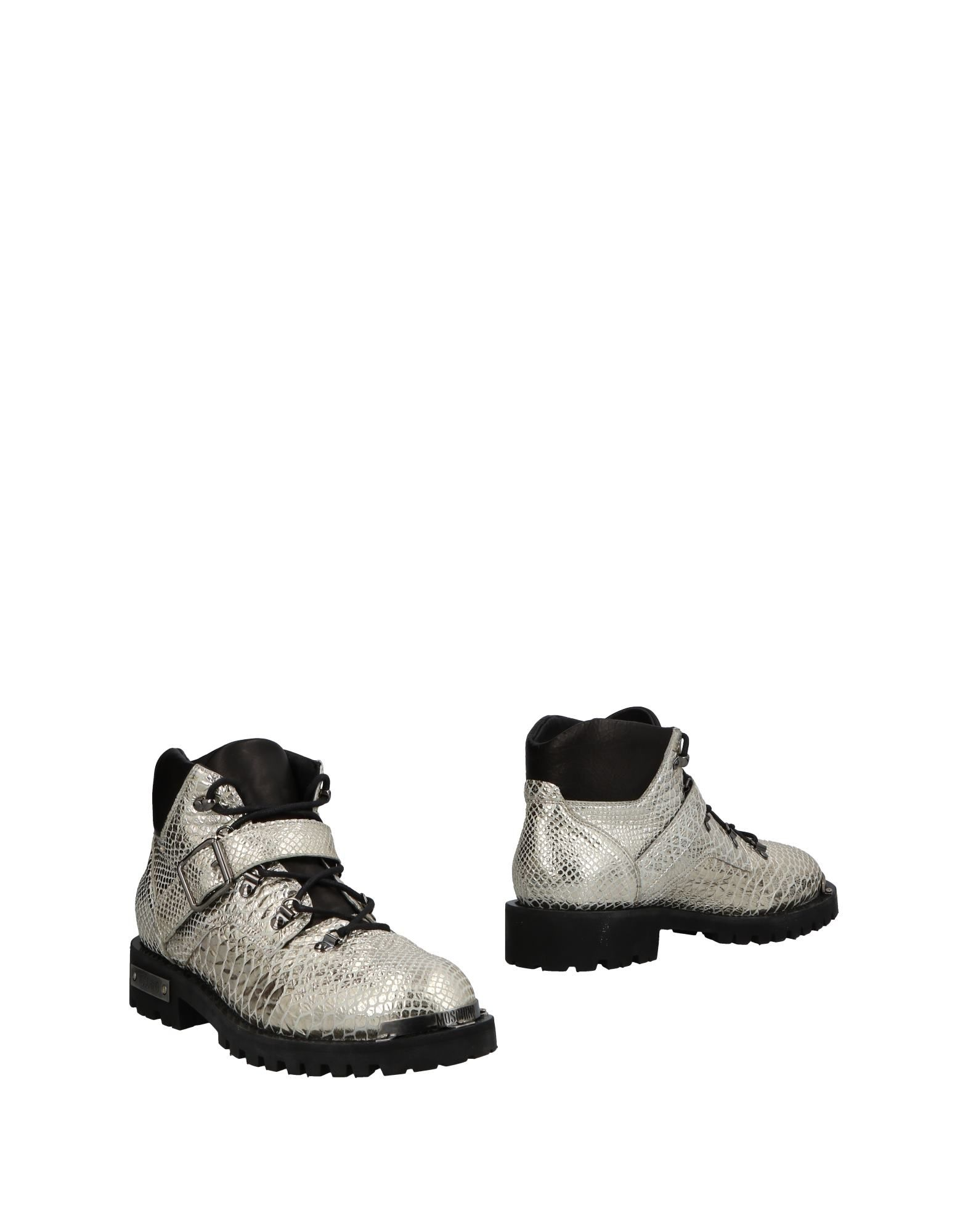 Moschino Stiefelette Herren  Schuhe 11490538TA Gute Qualität beliebte Schuhe  96c8b4