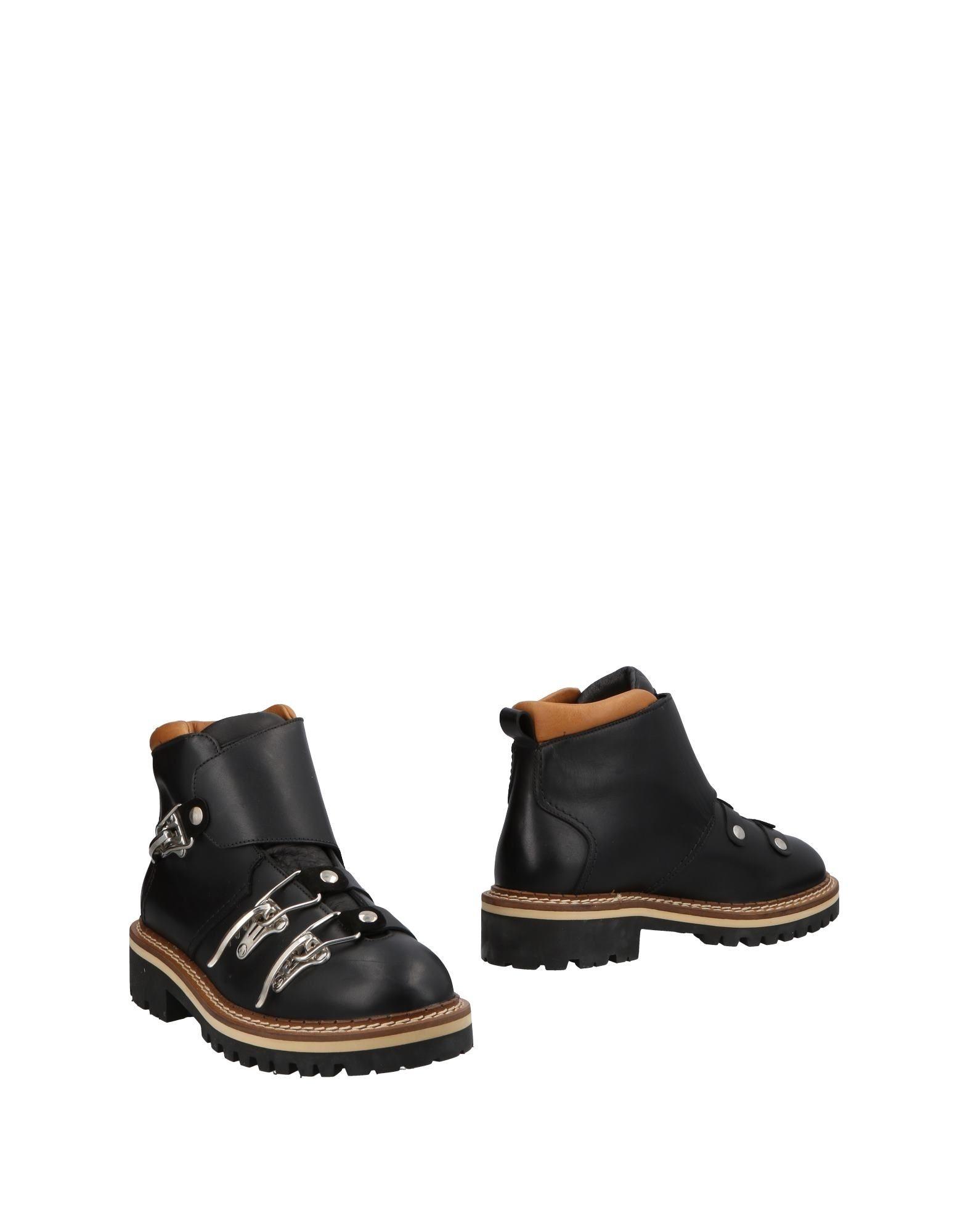 Haltbare Mode billige Schuhe Moschino Stiefelette Herren  11490548DW Heiße Schuhe