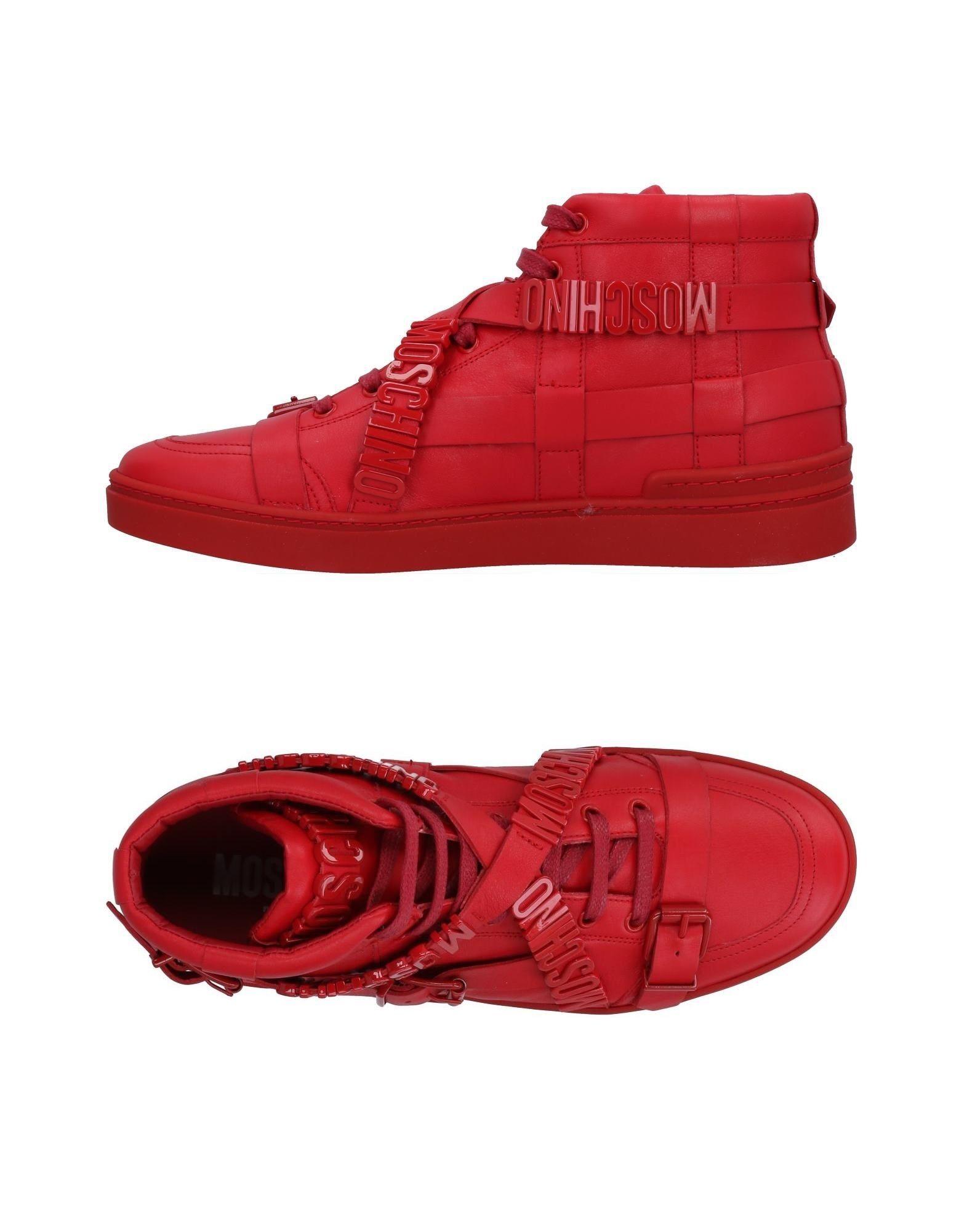 Moschino Sneakers Herren beliebte  11490557WI Gute Qualität beliebte Herren Schuhe 412c49