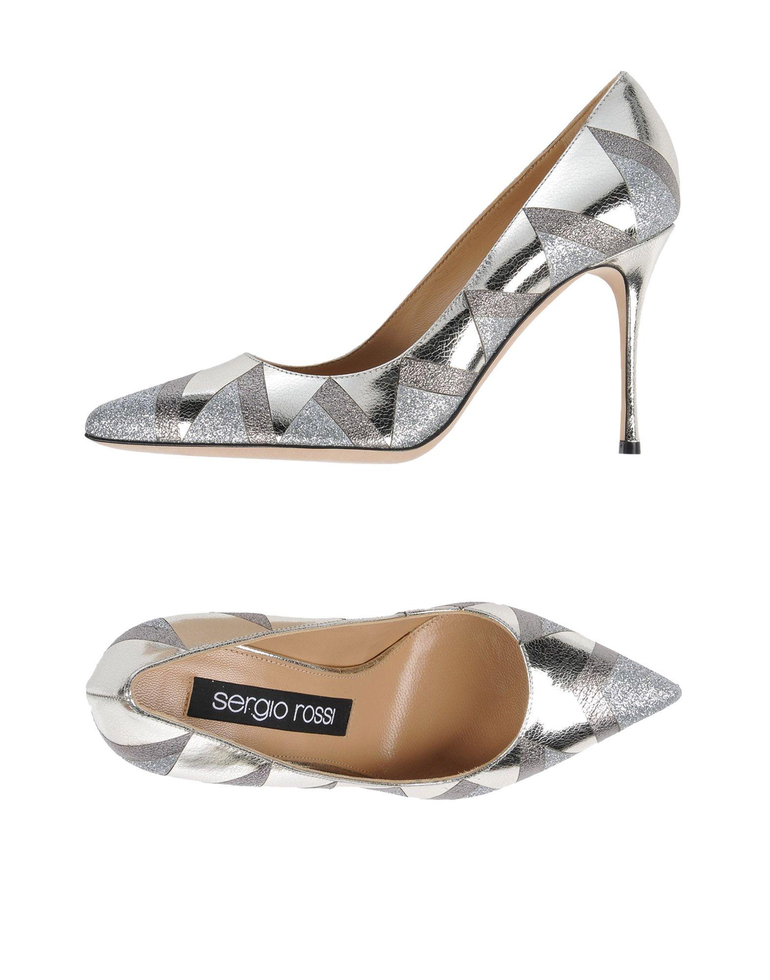 Sergio Rossi Pumps Damen  11490586NLGünstige gut aussehende Schuhe