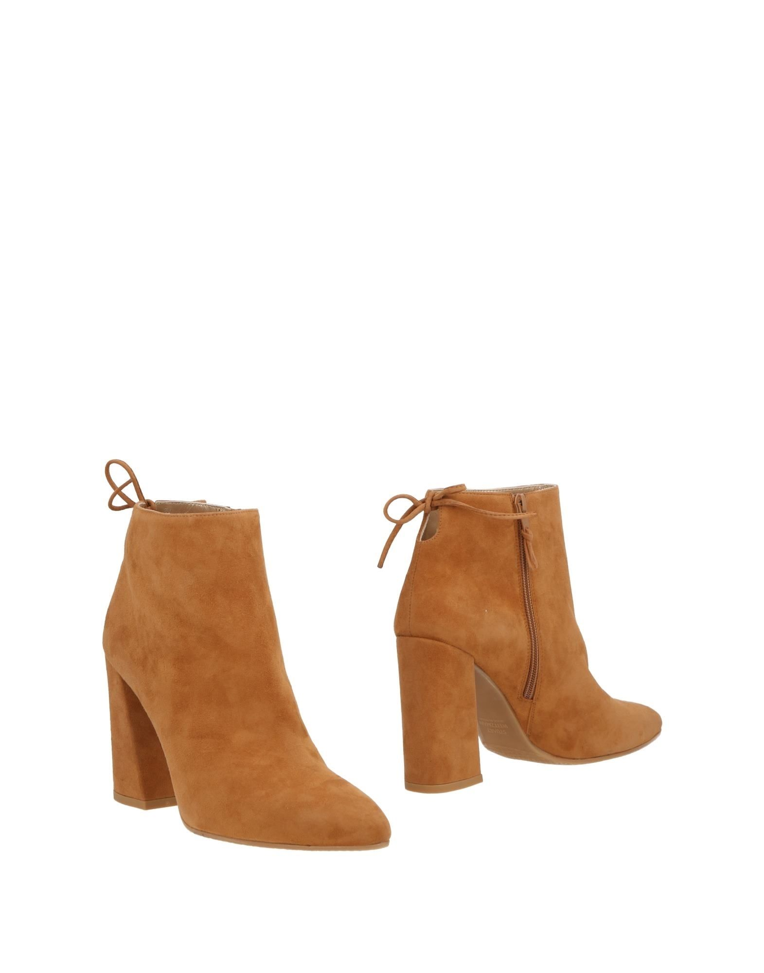 Stuart Weitzman Ankle Boot - Women Stuart on Weitzman Ankle Boots online on Stuart  United Kingdom - 11490593HN 887653