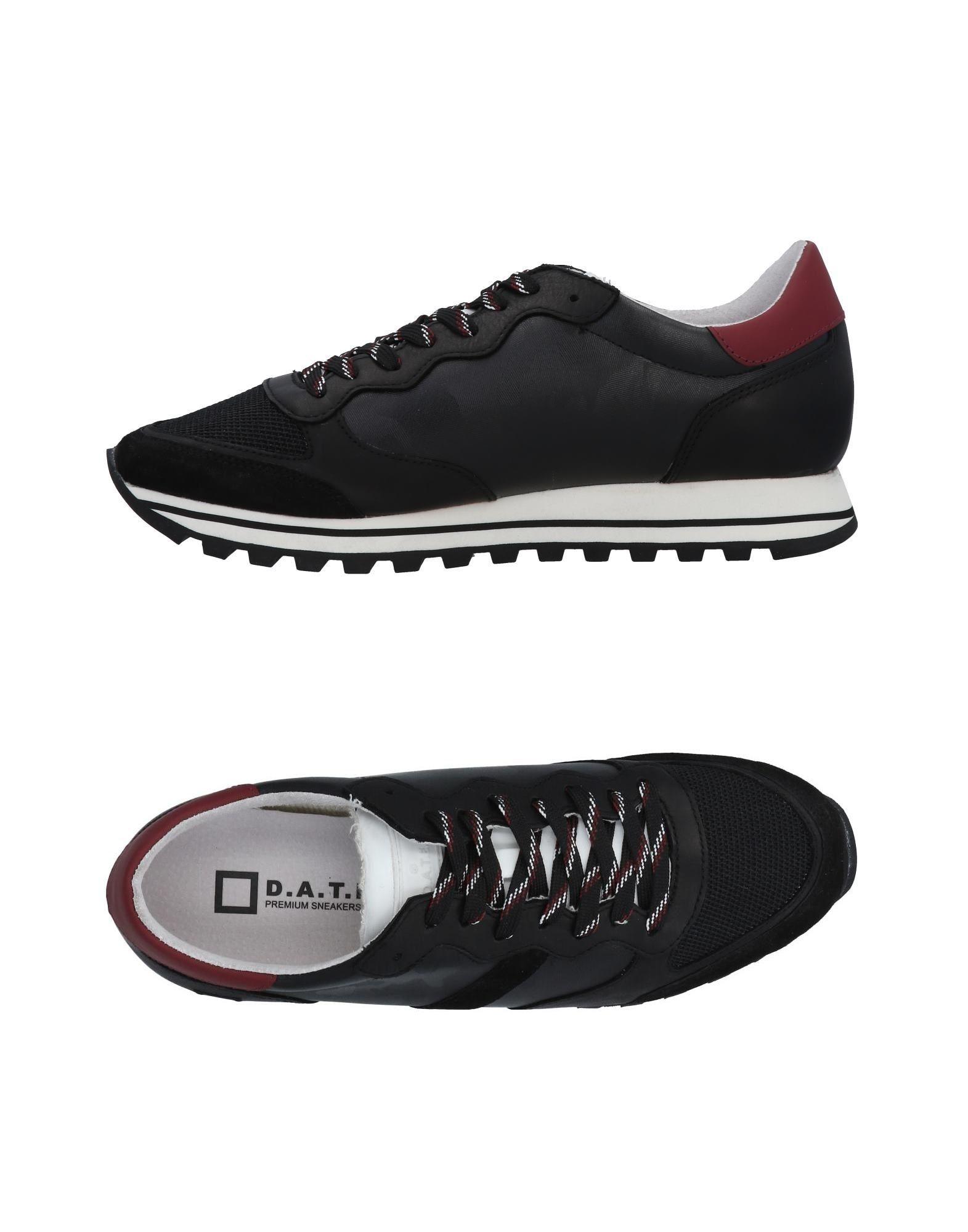 Rabatt echte Schuhe D.A.T.E. Sneakers Herren  11490617ND