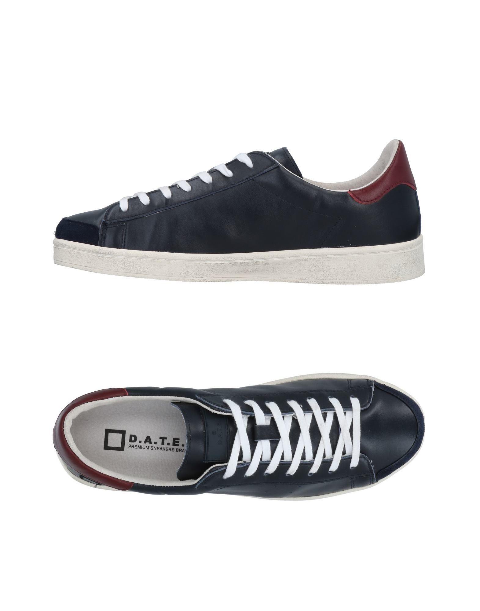 Rabatt echte Schuhe D.A.T.E. Sneakers Herren  11490633KU