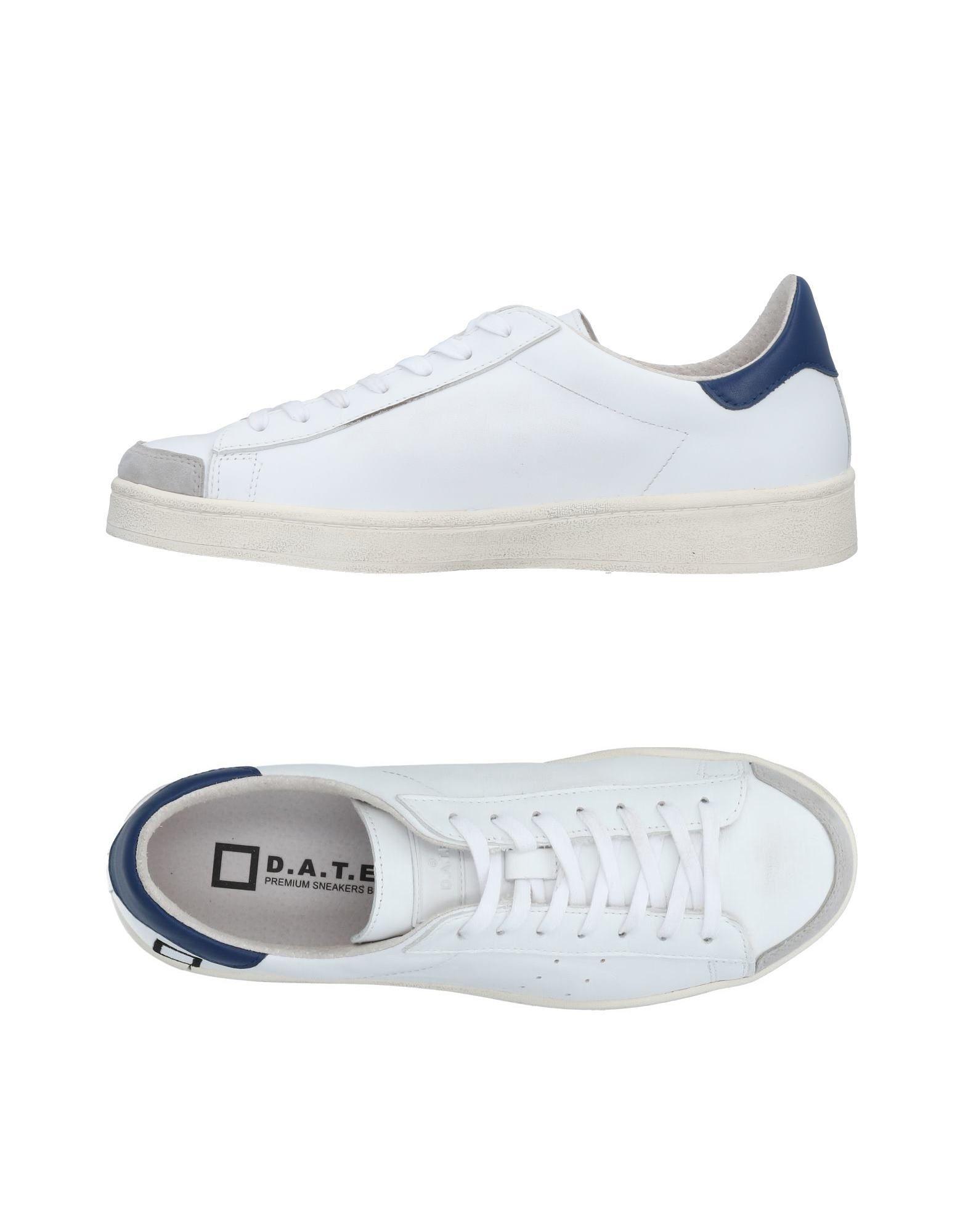 Rabatt echte Schuhe D.A.T.E. Sneakers Herren  11490638HO