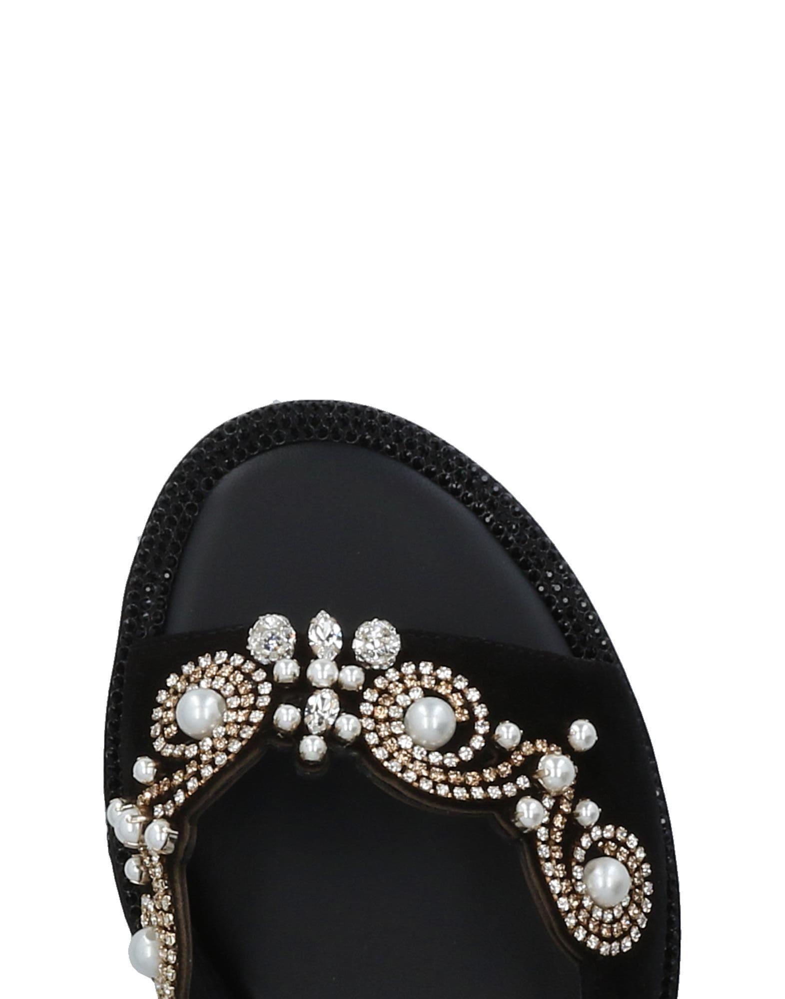 Rene' 11490640NIGünstige Caovilla Dianetten Damen  11490640NIGünstige Rene' gut aussehende Schuhe 36fe74