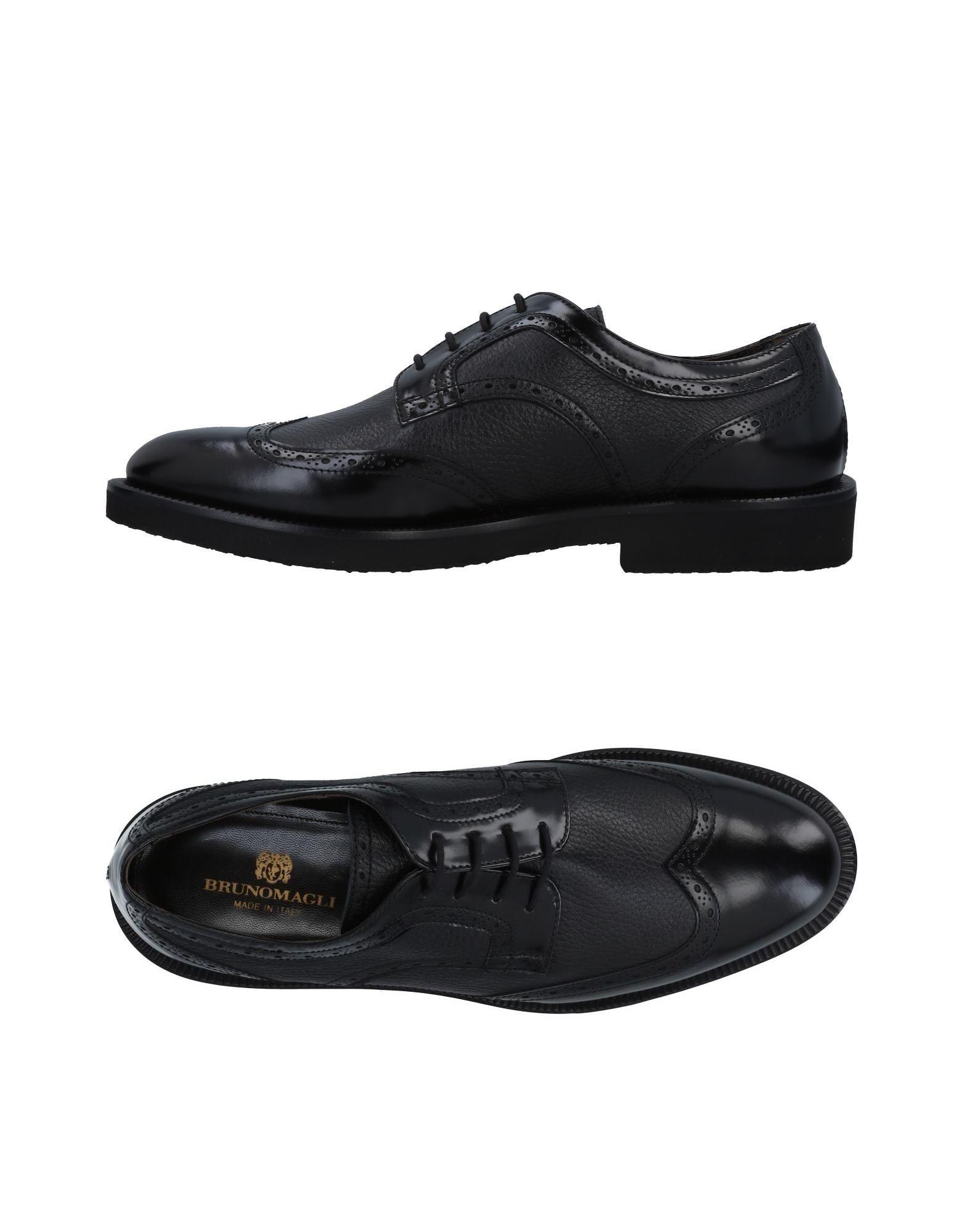 Rabatt echte Schuhe Bruno Magli Schnürschuhe Herren  11490648RF