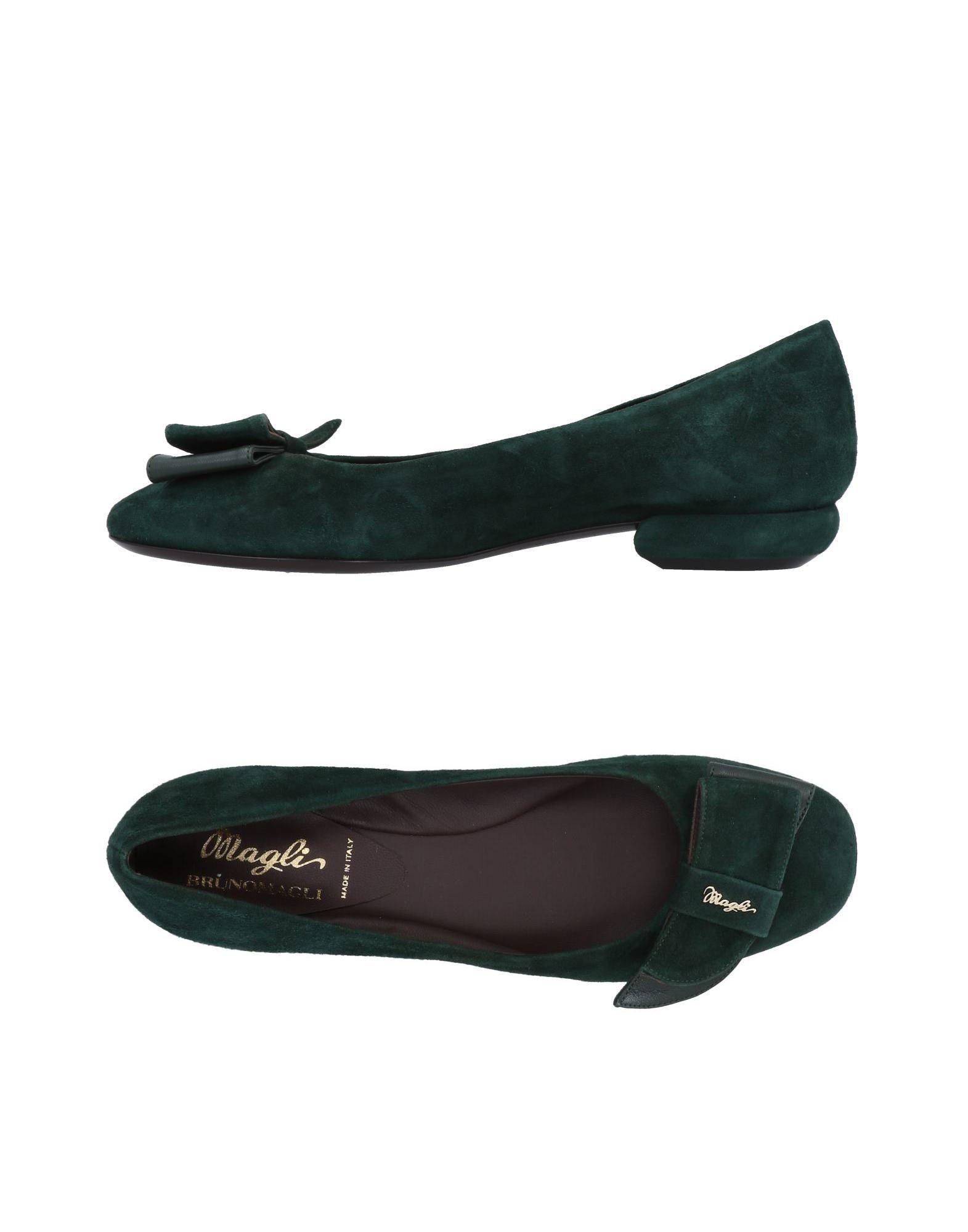 Stilvolle billige Schuhe Ballerinas Magli By Bruno Magli Ballerinas Schuhe Damen  11490661KN 5467ff