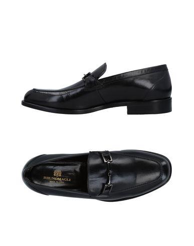 Zapatos Bruno con descuento Mocasín Bruno Magli Hombre - Mocasines Bruno Zapatos Magli - 11490678PO Negro 25470e