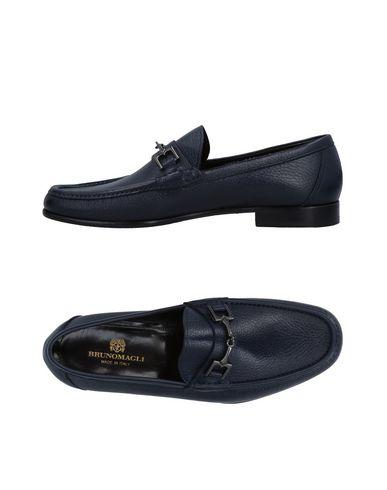 Zapatos con descuento Mocasín Bruno Magli Hombre - Mocasines Bruno Magli - 11490687EA Azul oscuro