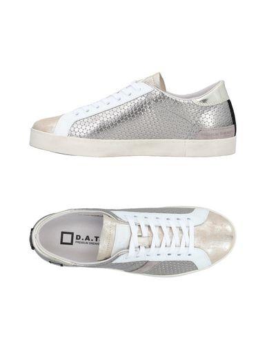 Zapatos Zapatos Zapatos cómodos y versátiles Zapatillas D.A.T.E. Mujer - Zapatillas D.A.T.E. - 11490750EB Gris perla 97ebdb