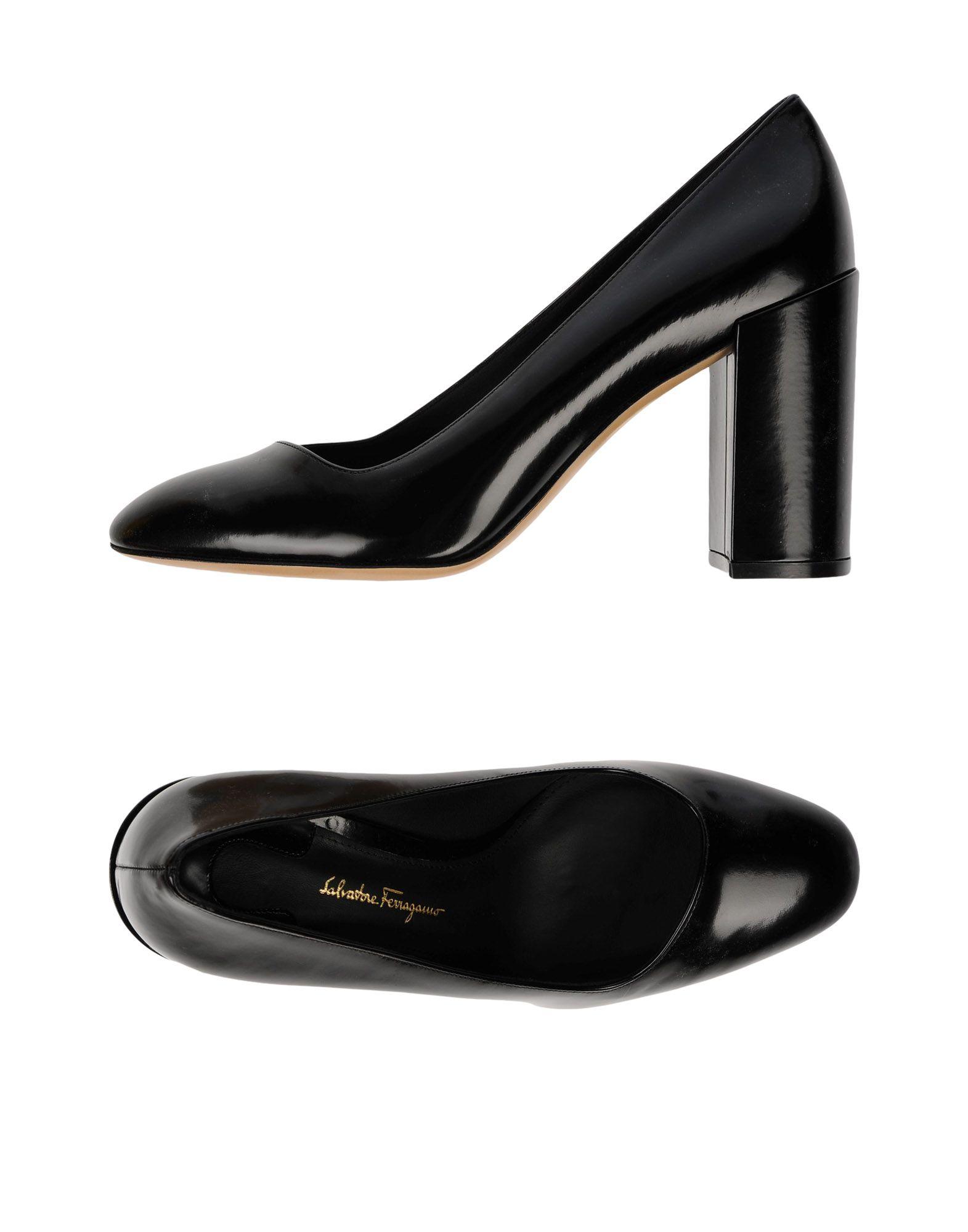 Salvatore Ferragamo Pumps Damen  11490774JJGünstige gut aussehende Schuhe