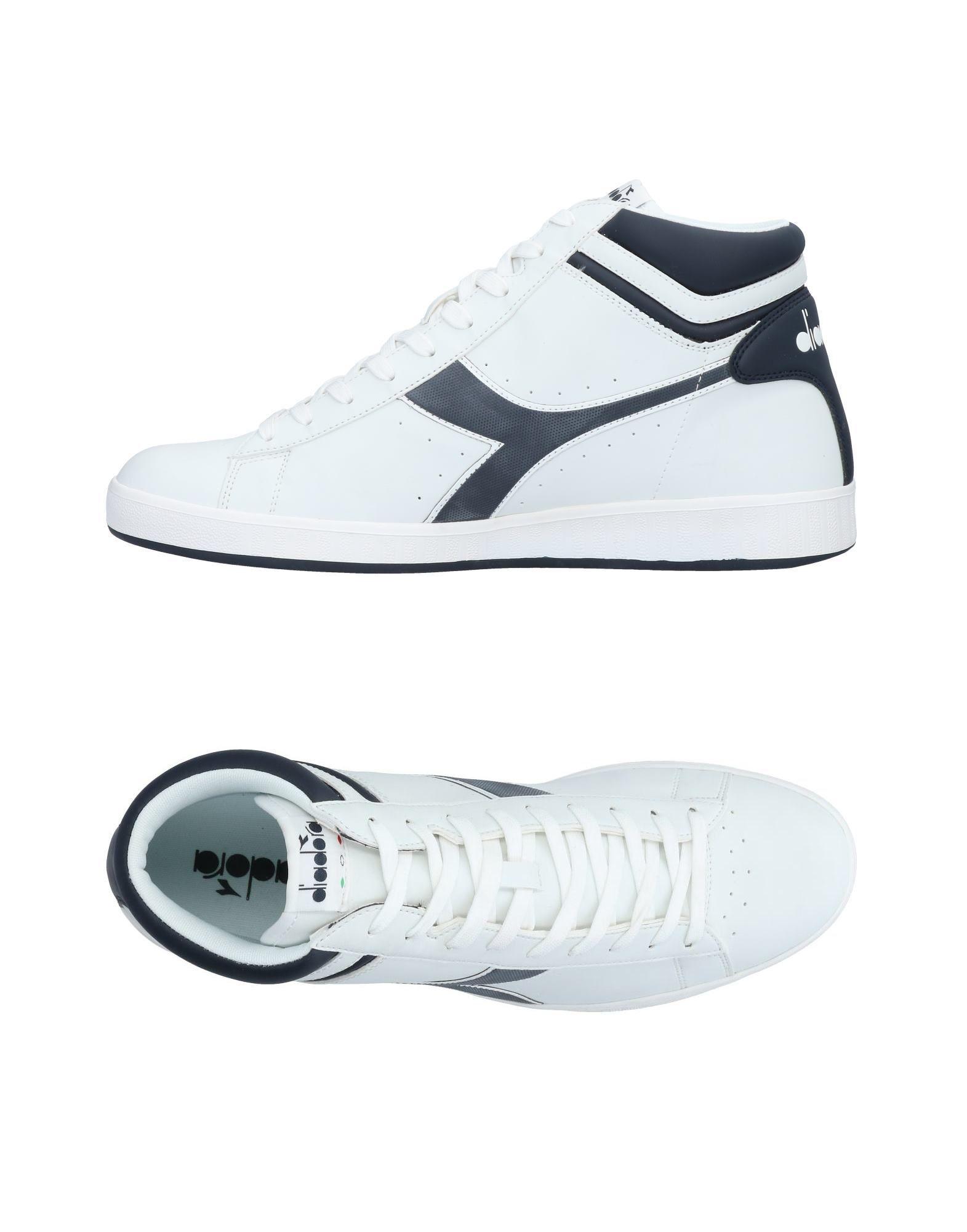 Rabatt echte Schuhe Diadora Sneakers Herren  11490794AS