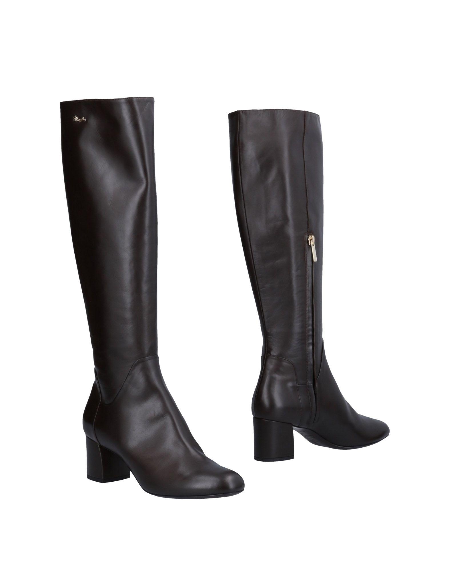 Rabatt Schuhe Magli By Bruno Magli Stiefel Damen  11490805JA