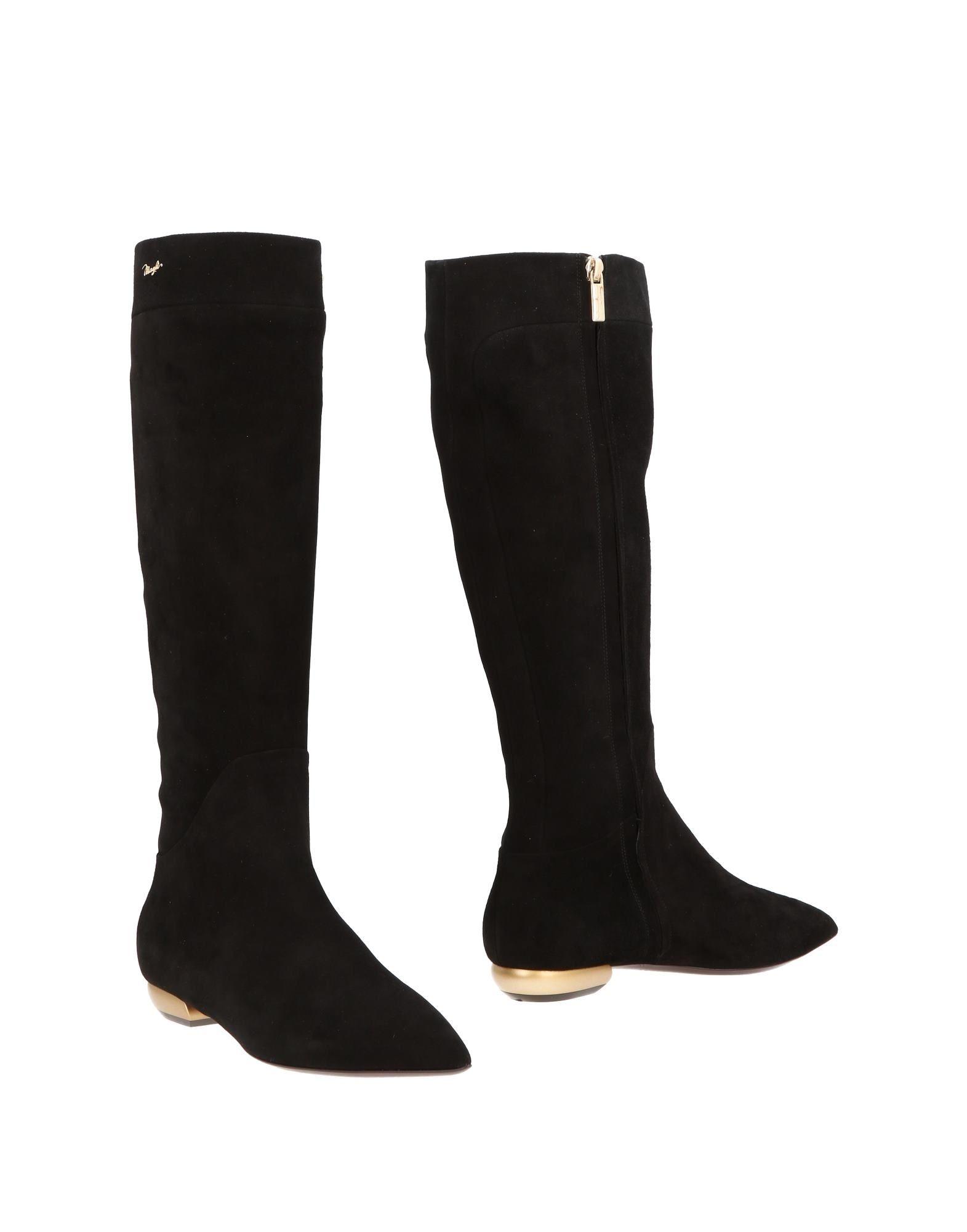 Rabatt Schuhe Magli By  Bruno Magli Stiefel Damen  By 11490999IR 3fa552