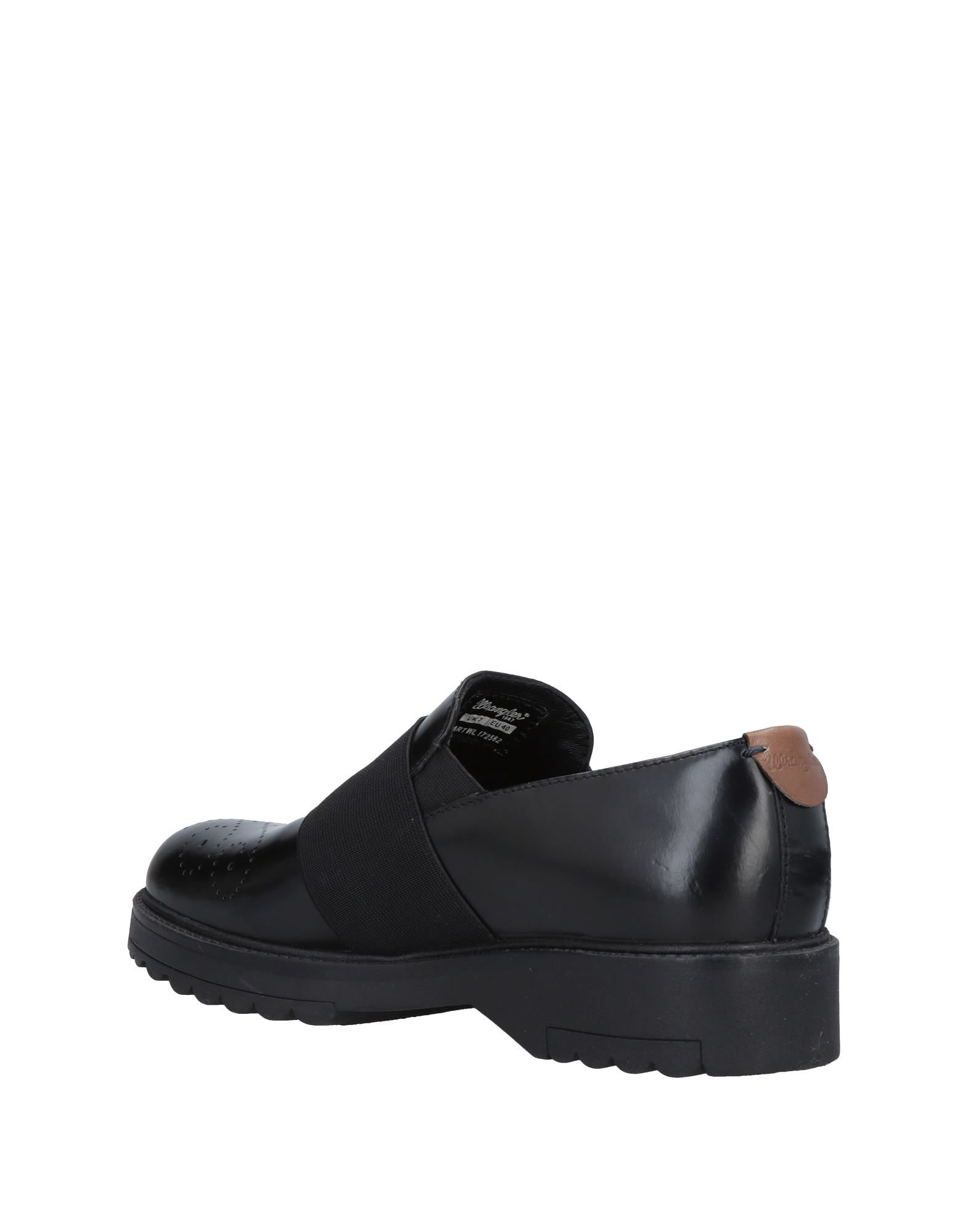 Wrangler Wrangler Wrangler Mokassins Damen 11491001XJ Gute Qualität beliebte Schuhe 0aefe3
