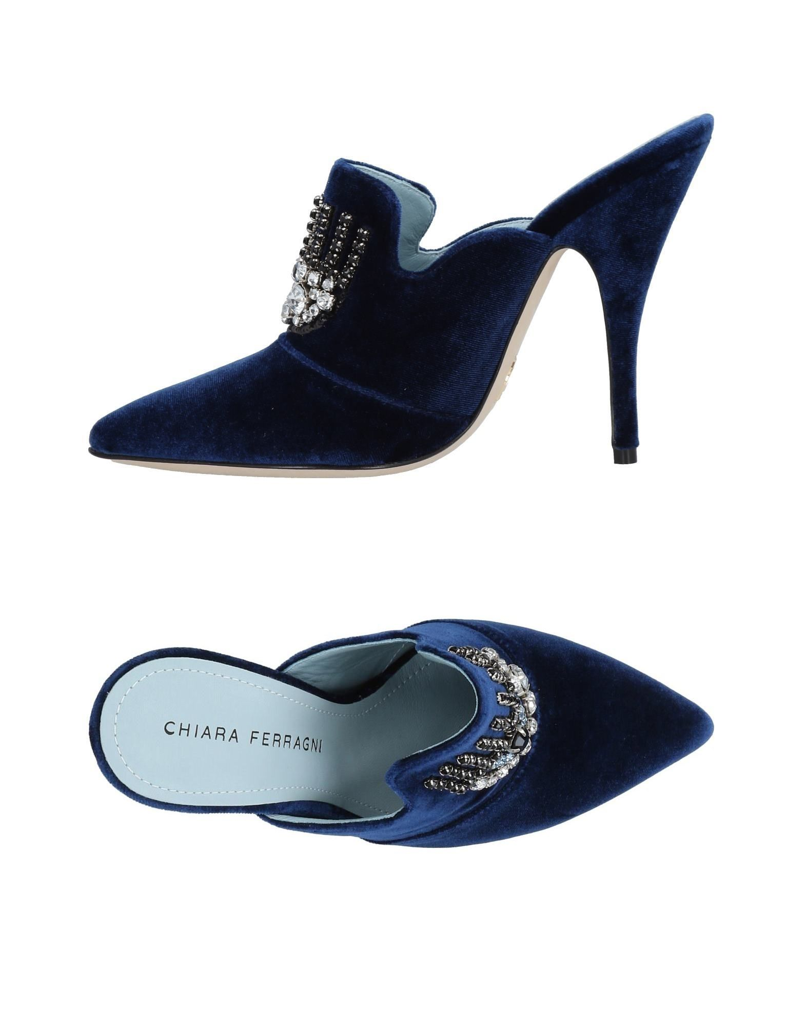 Rabatt Schuhe Chiara Ferragni Mokassins Damen  11491003IF