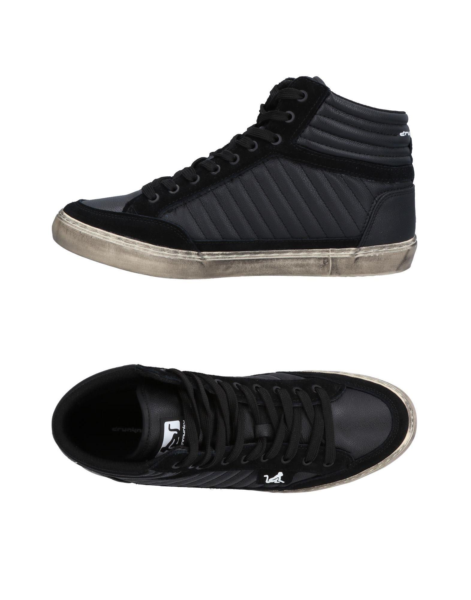 Rabatt echte Schuhe Drunknmunky Sneakers Herren  11491087DT