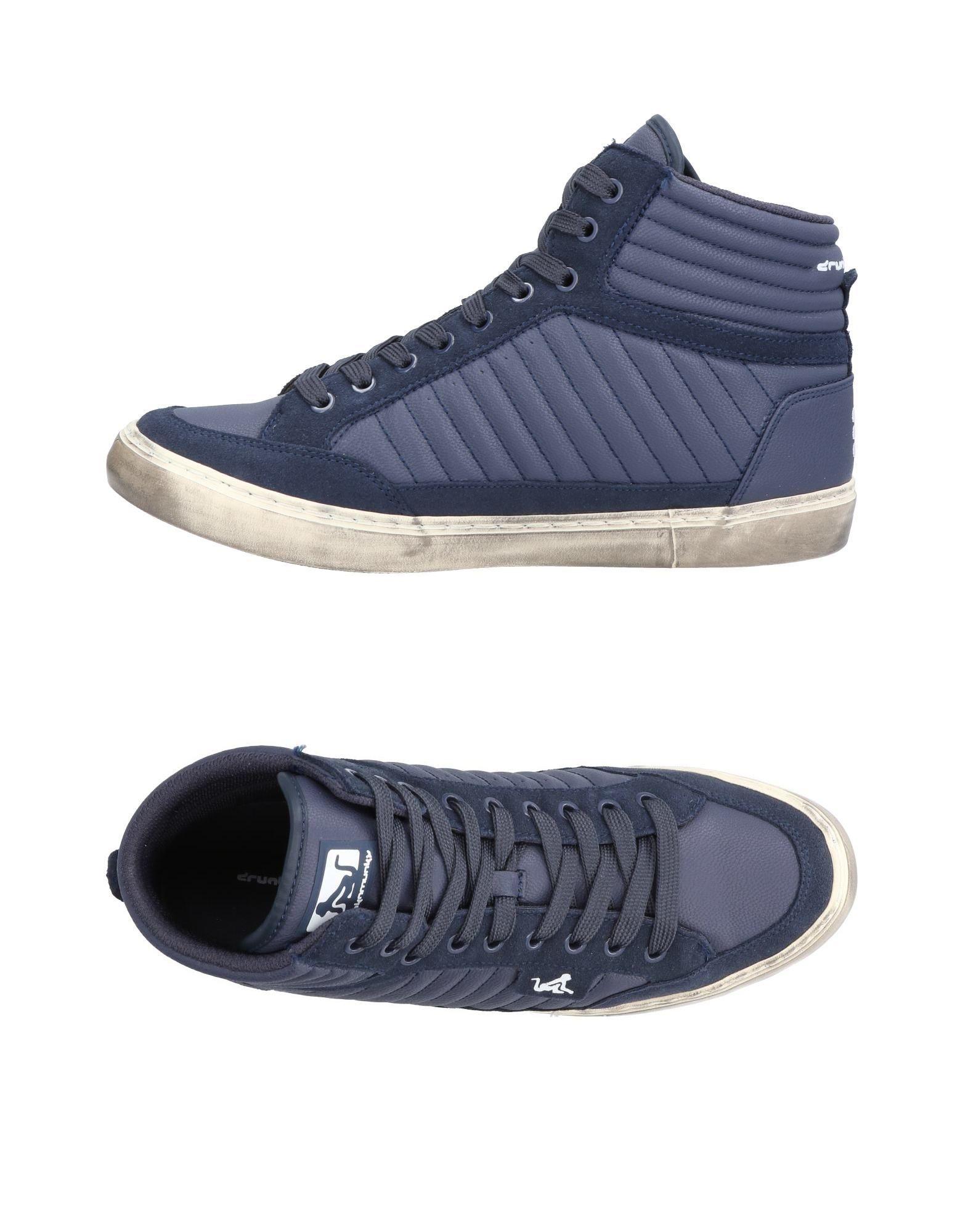Rabatt echte Schuhe Drunknmunky Sneakers Herren  11491087GE