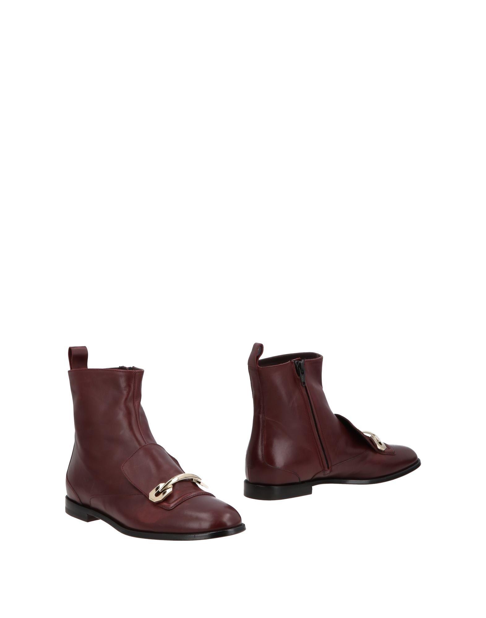 Rabatt Schuhe Magli By Bruno Magli Stiefelette Damen  11491090PC