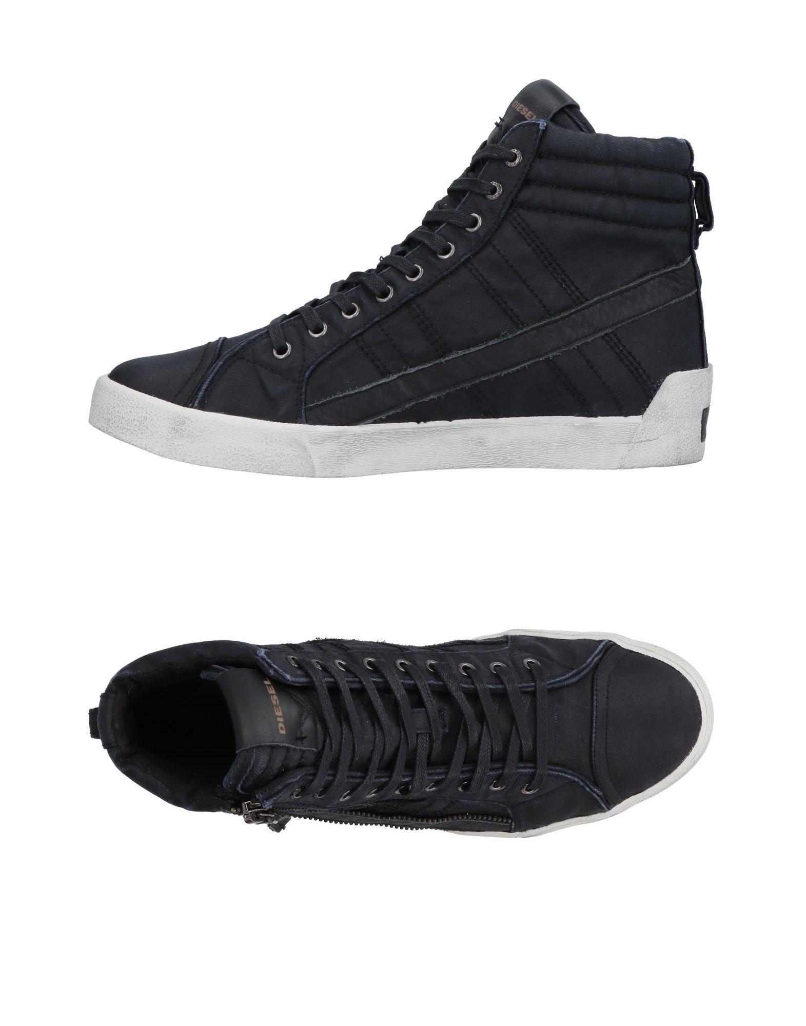 Moda Sneakers Diesel Uomo Uomo Diesel - 11491160BC 17e6a7